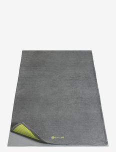 Grippy Mat Towel - yogamatter & utstyr - citron storm