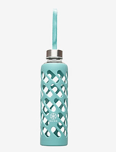 Sure Grip Glass Water Bottle Viridian - vattenflaskor & termosar - turquoise