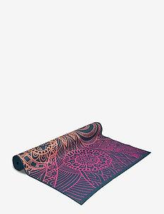 4mm Yoga Mat Vivid Zest - yogamatten en -accessoires - vivid zest