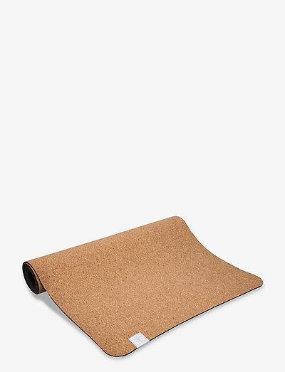 5mm Yoga Mat Cork - yogamatter og tilbehør - cork