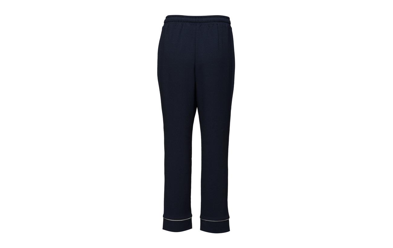Ganni Elastane 97 Total 3 Clark Pants Eclipse Polyester rgq4r01