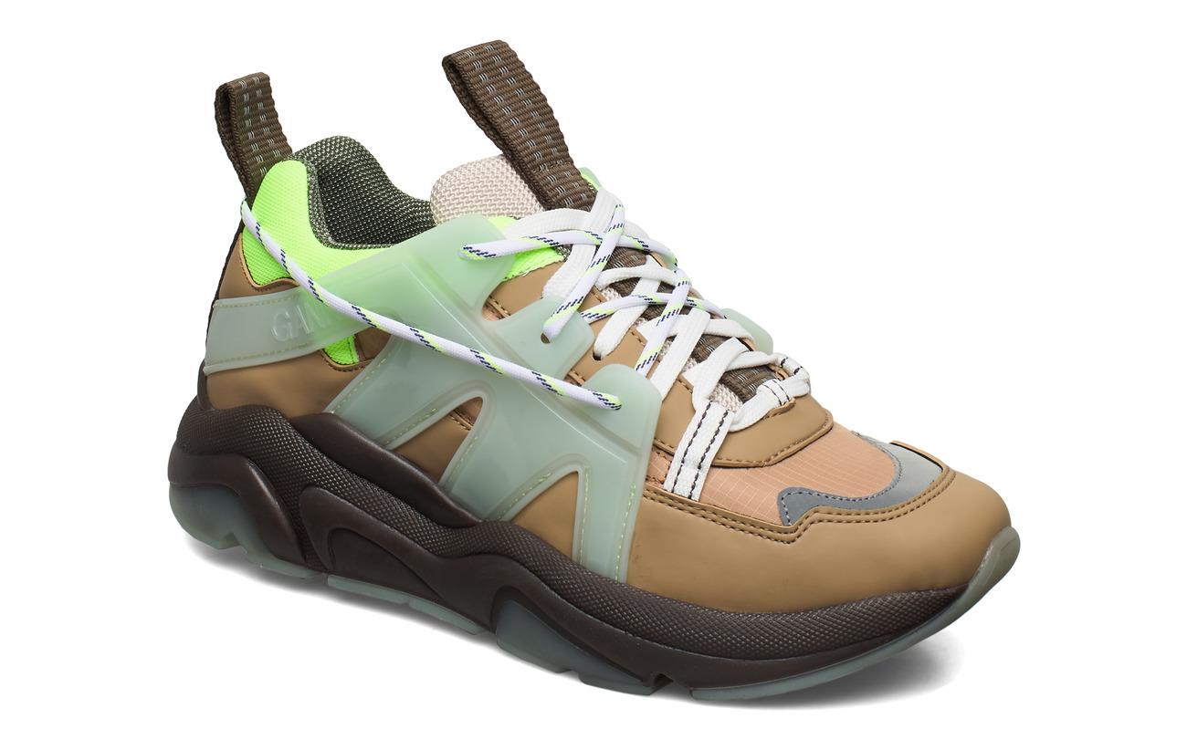 Ganni Tech Sneakers - ERMINE