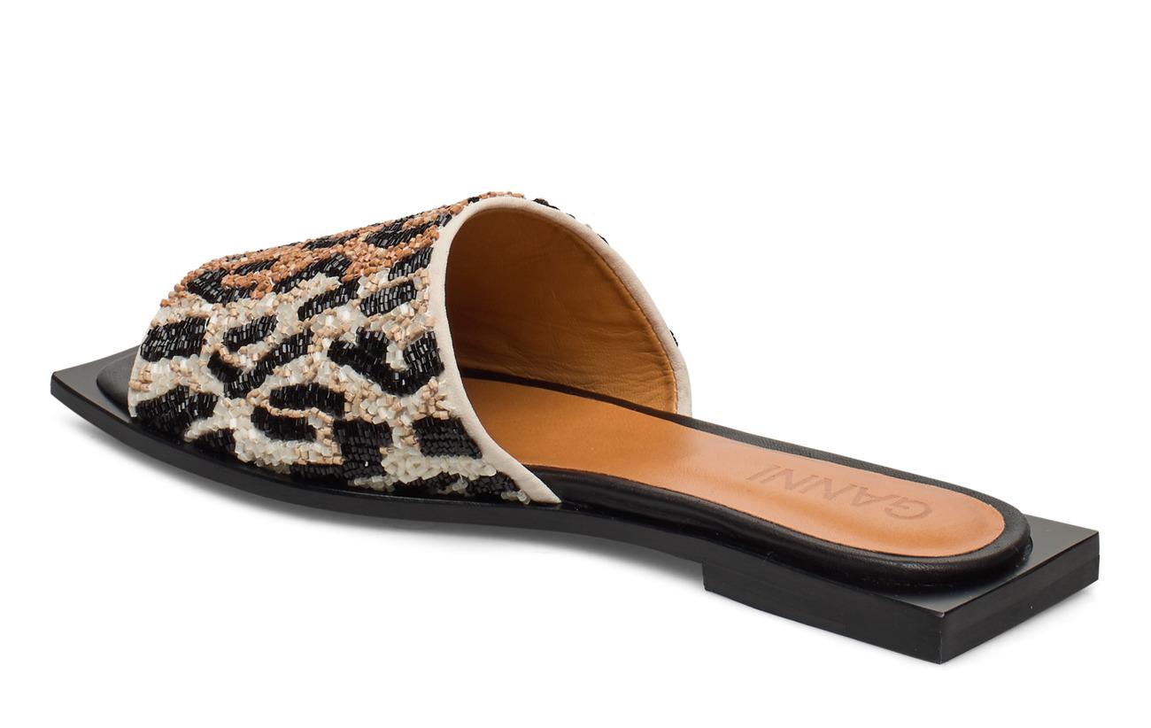 Ganni Slipper Sandals - Sandaler