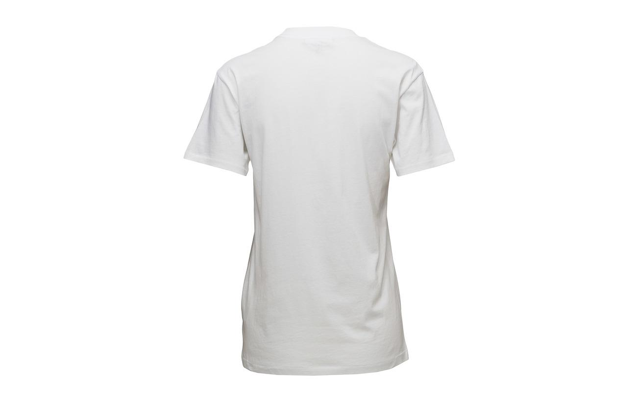 Harway Ganni 100 Coton Bright White OUnxdxw0Wq