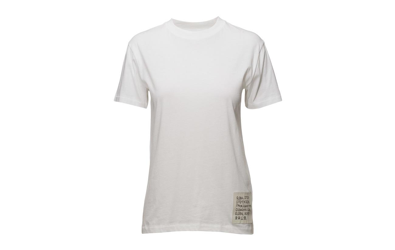 100 White Coton Bright Ganni Harway wYAznSzt