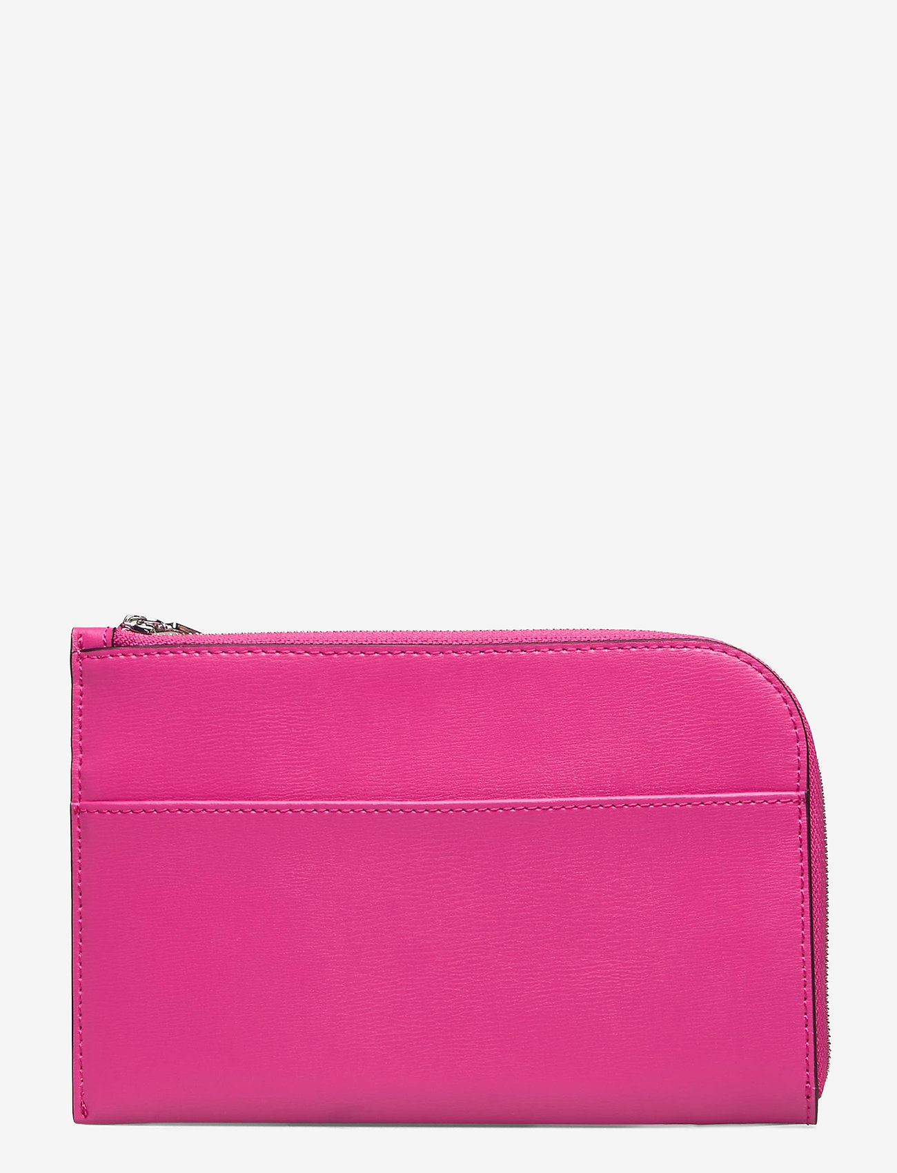Ganni - Wallet - beurzen - shocking pink - 1