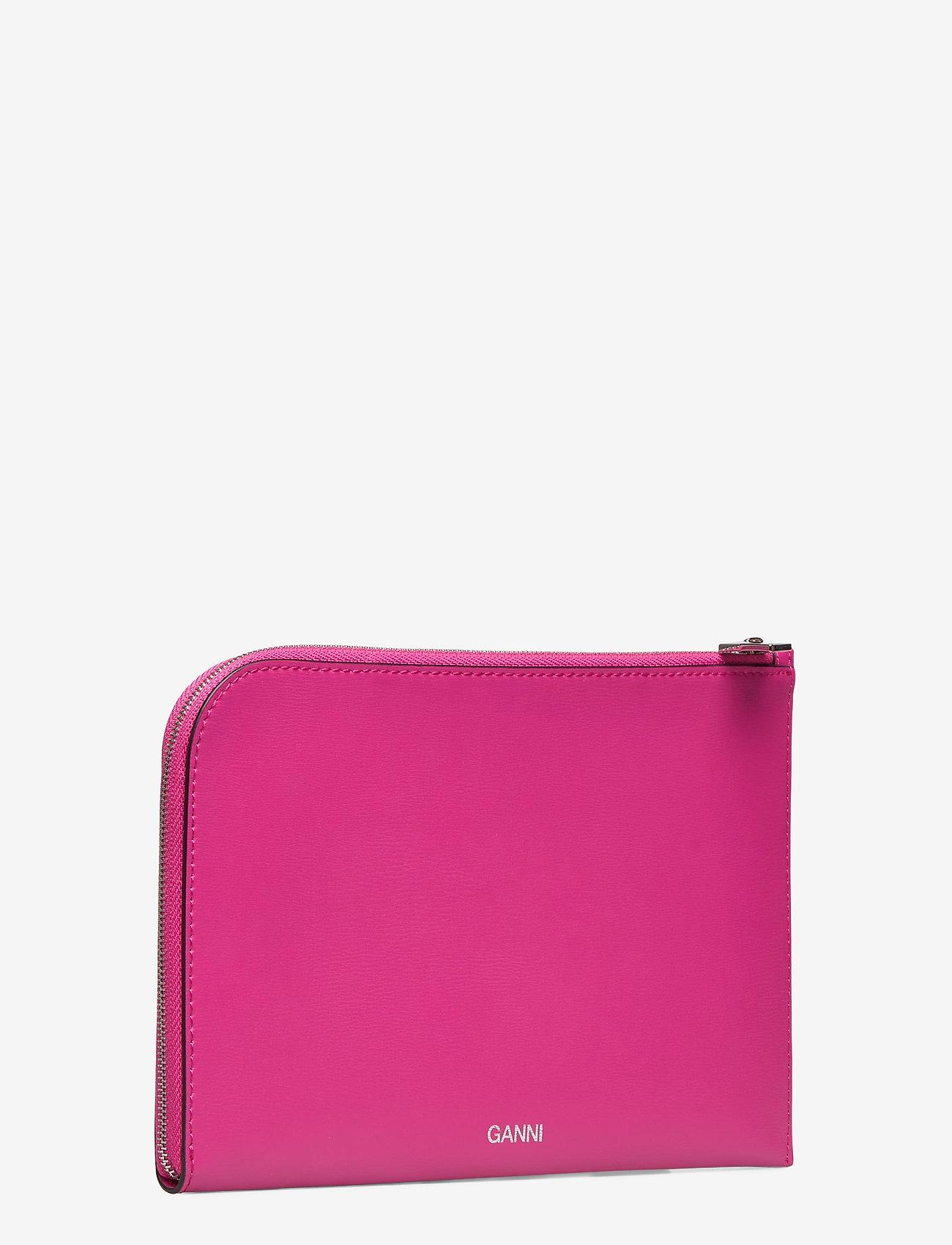 Ganni - Pouch - punge - shocking pink - 2