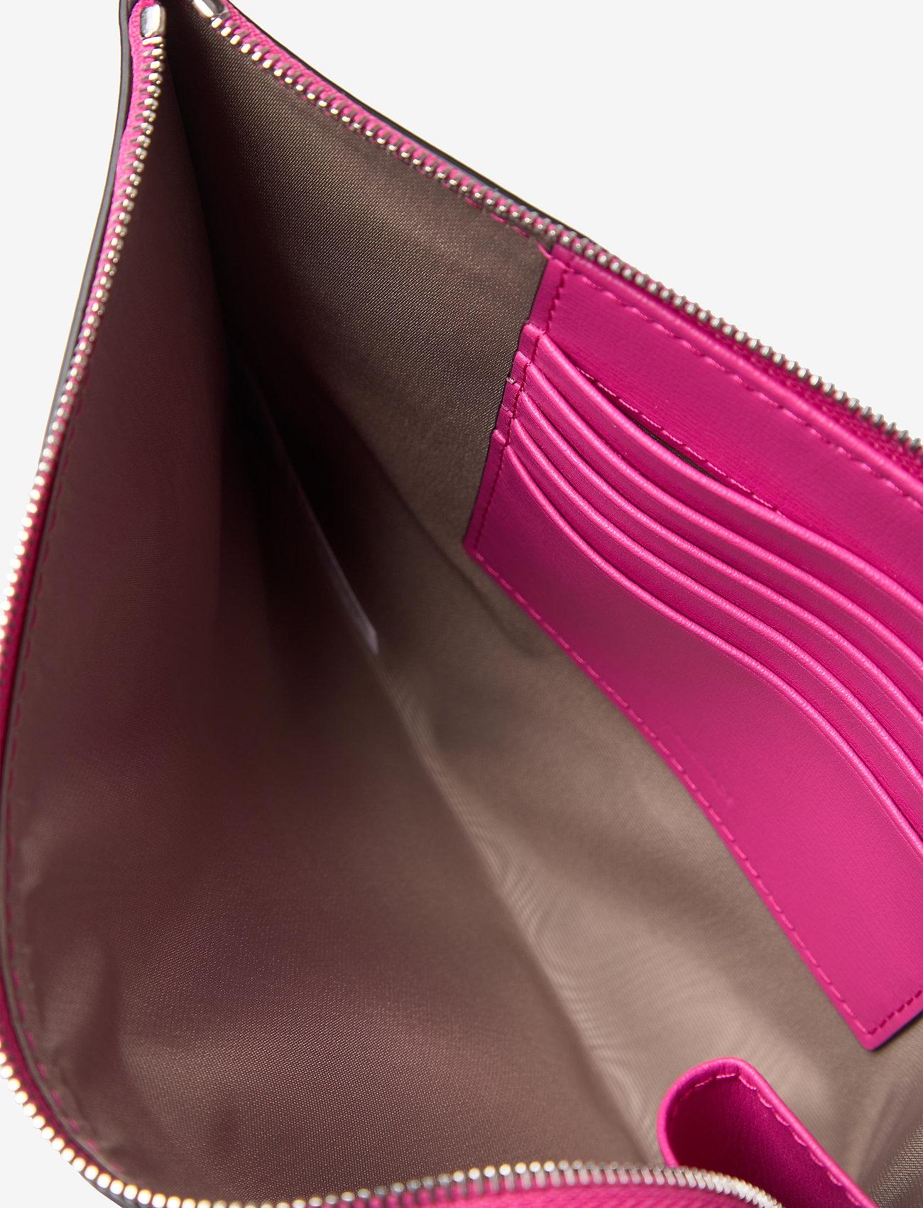 Ganni - Pouch - punge - shocking pink - 4