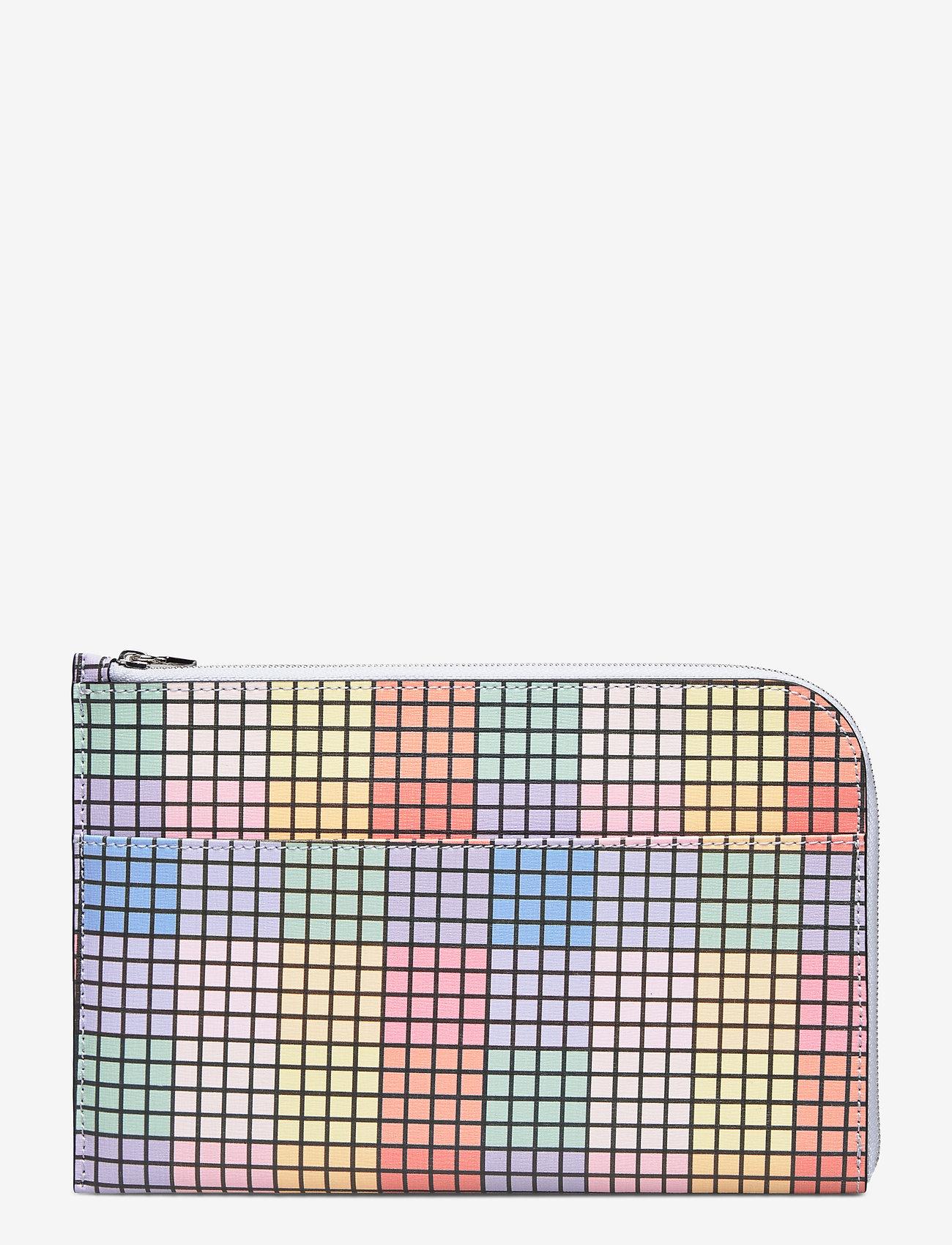 Ganni - Pouch Leather - clutches - multicolour - 1
