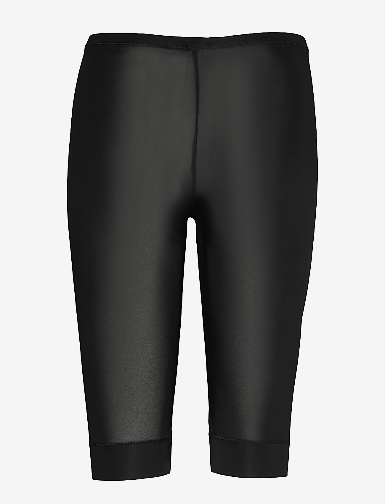 Ganni - Short Leggings - cycling shorts - black - 1