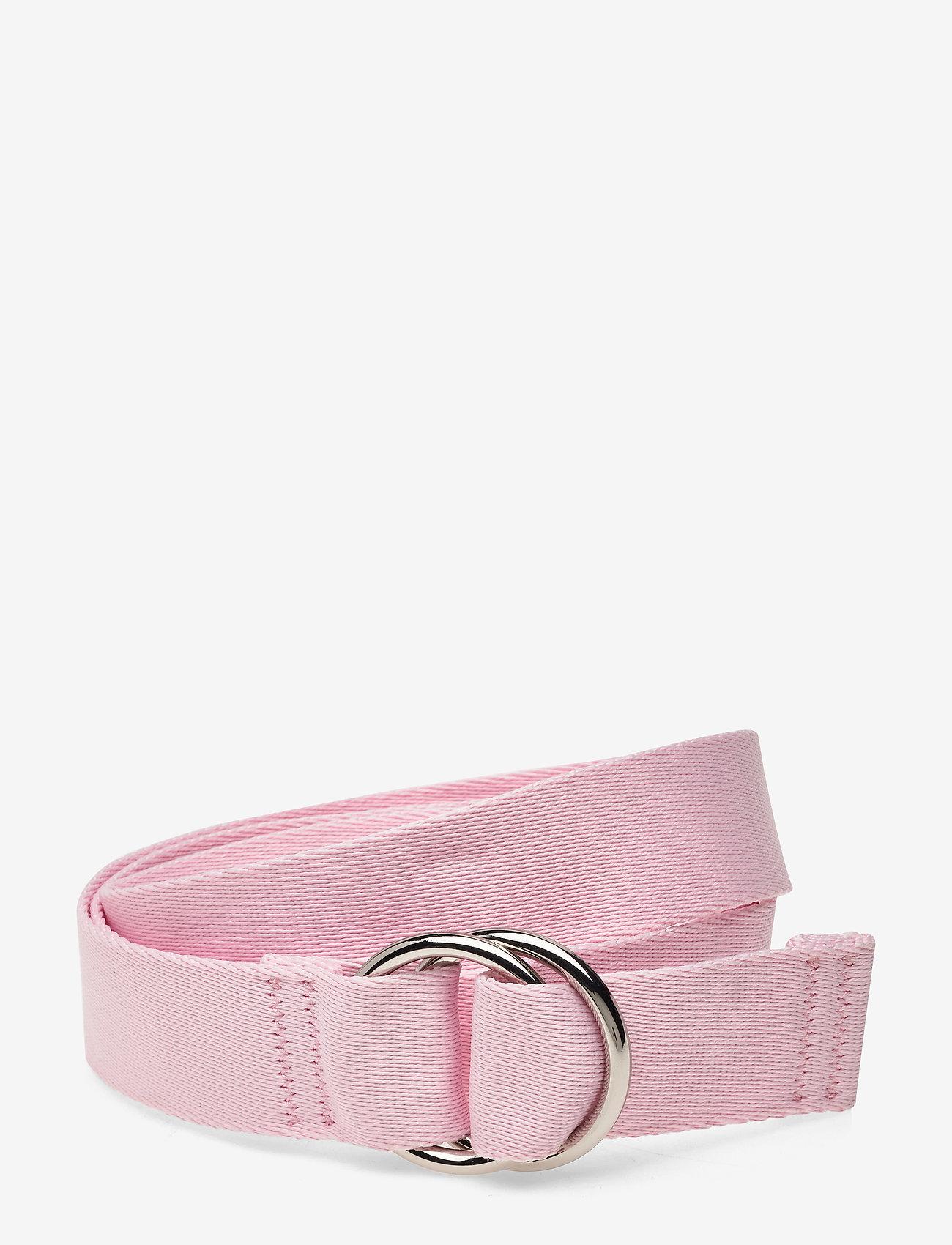 Ganni - Webbing Belt - riemen - cherry blossom - 0