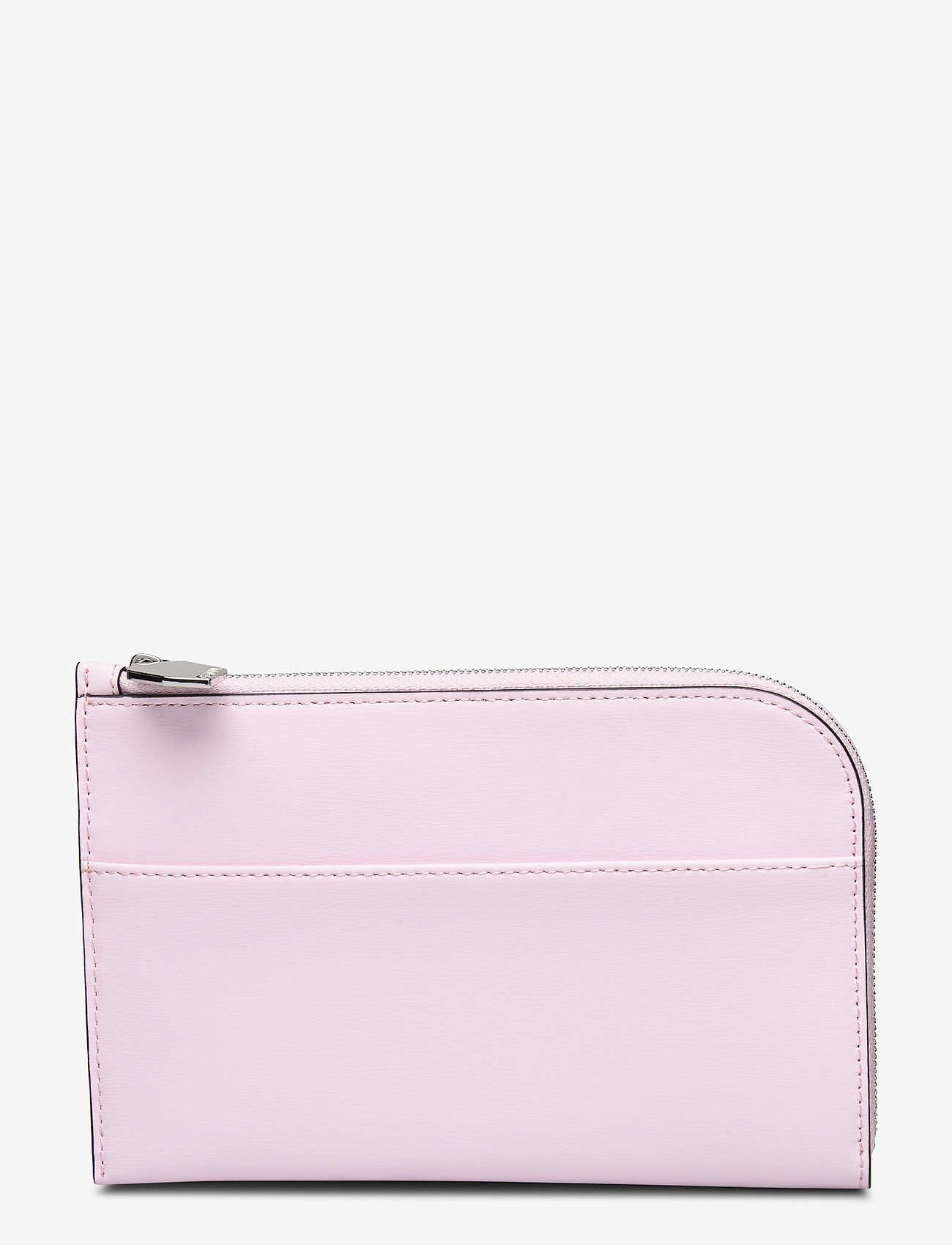Ganni - Leather - wallets - cherry blossom - 1