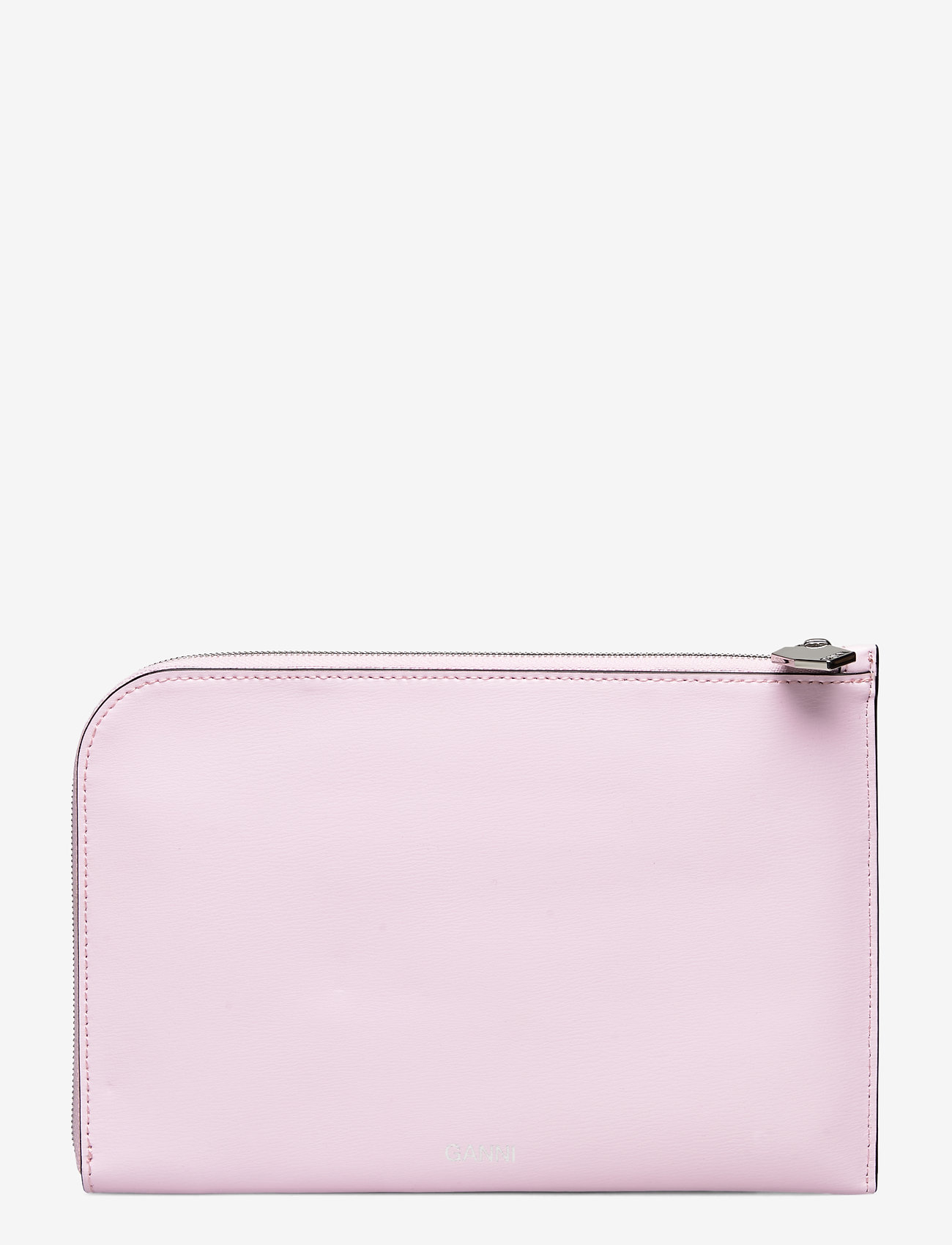 Ganni - Pouch Leather - bags - cherry blossom - 0