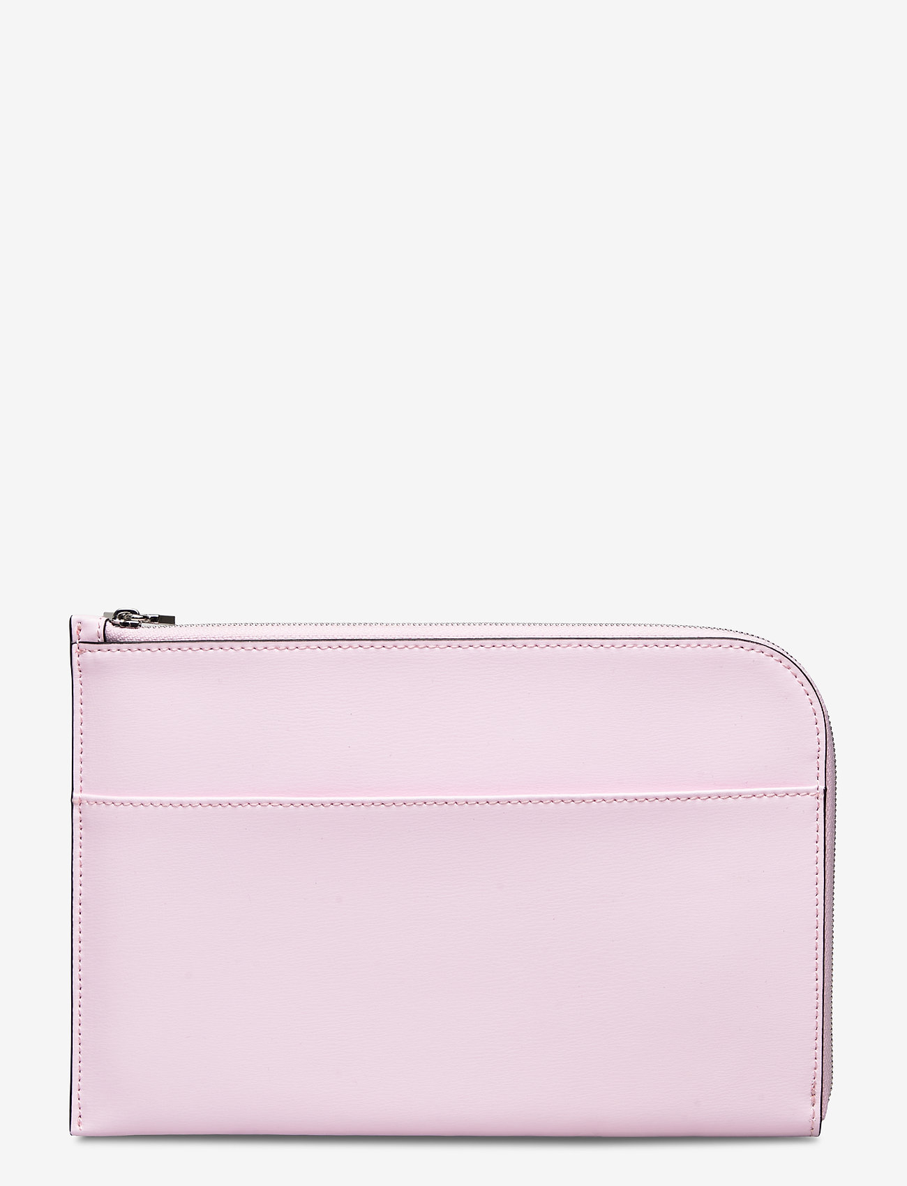 Ganni - Pouch Leather - bags - cherry blossom - 1