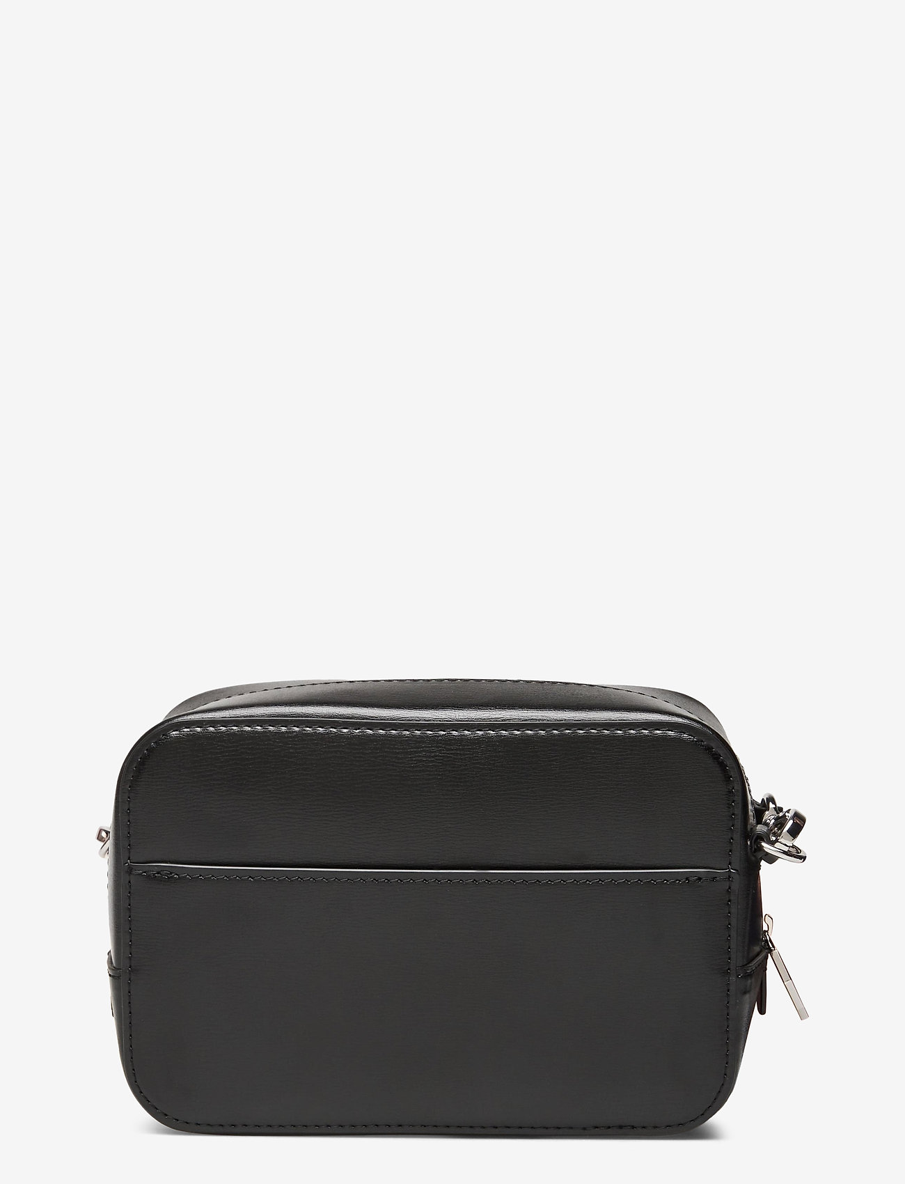 Ganni - Recycled Leather - crossbody bags - black - 1