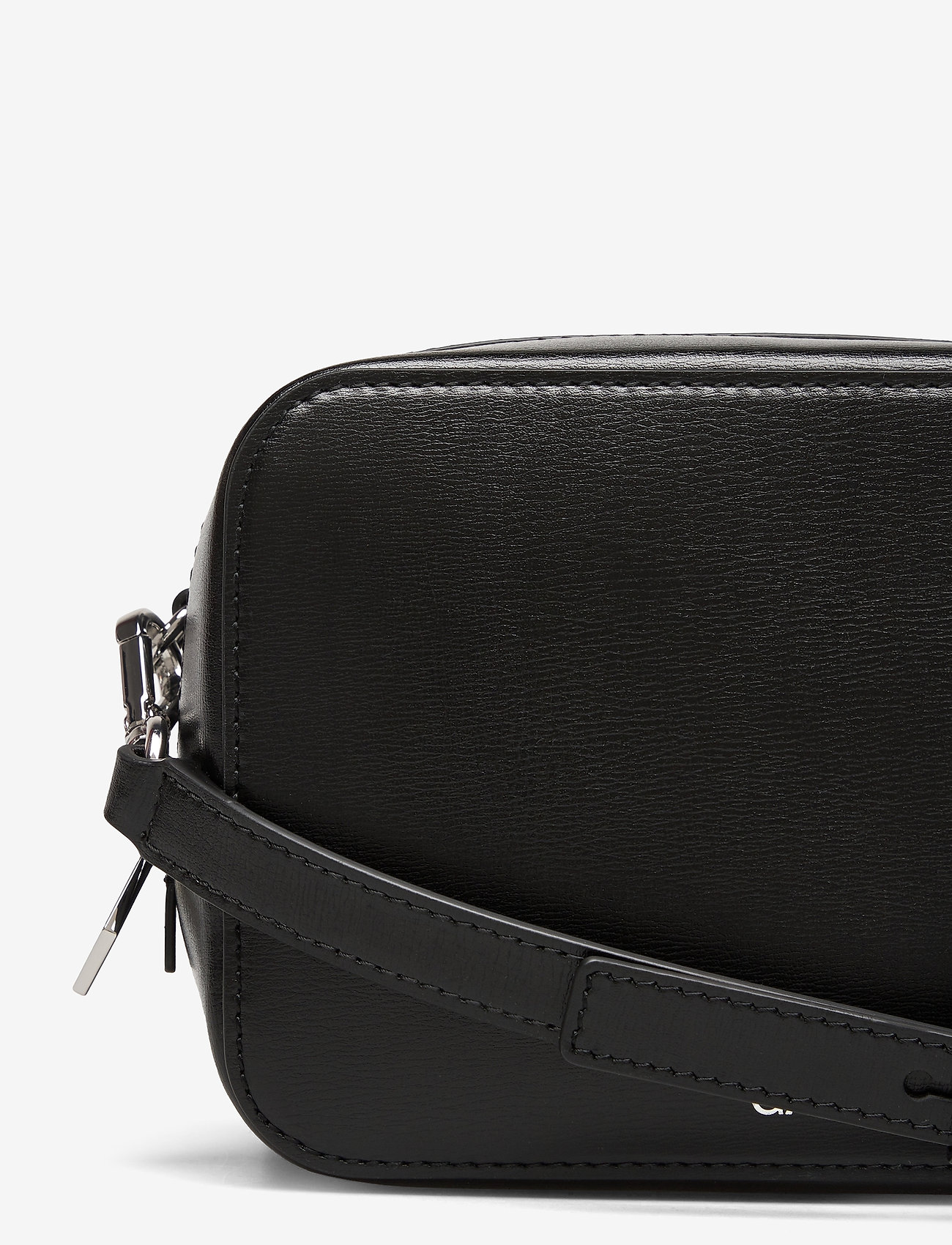 Ganni - Recycled Leather - crossbody bags - black - 3