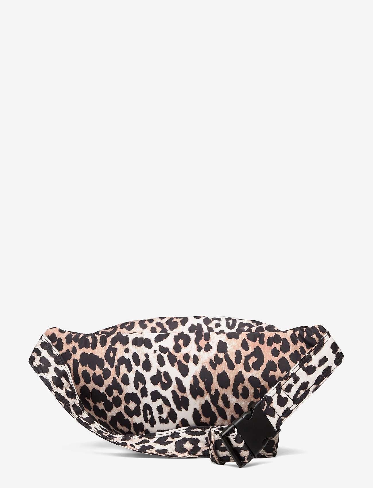 Ganni - Recycled Tech Fabric Bags - belt bags - leopard - 1
