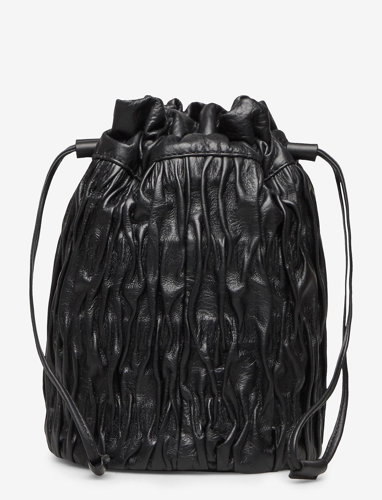 Ganni - Napa - bucket bags - black - 0