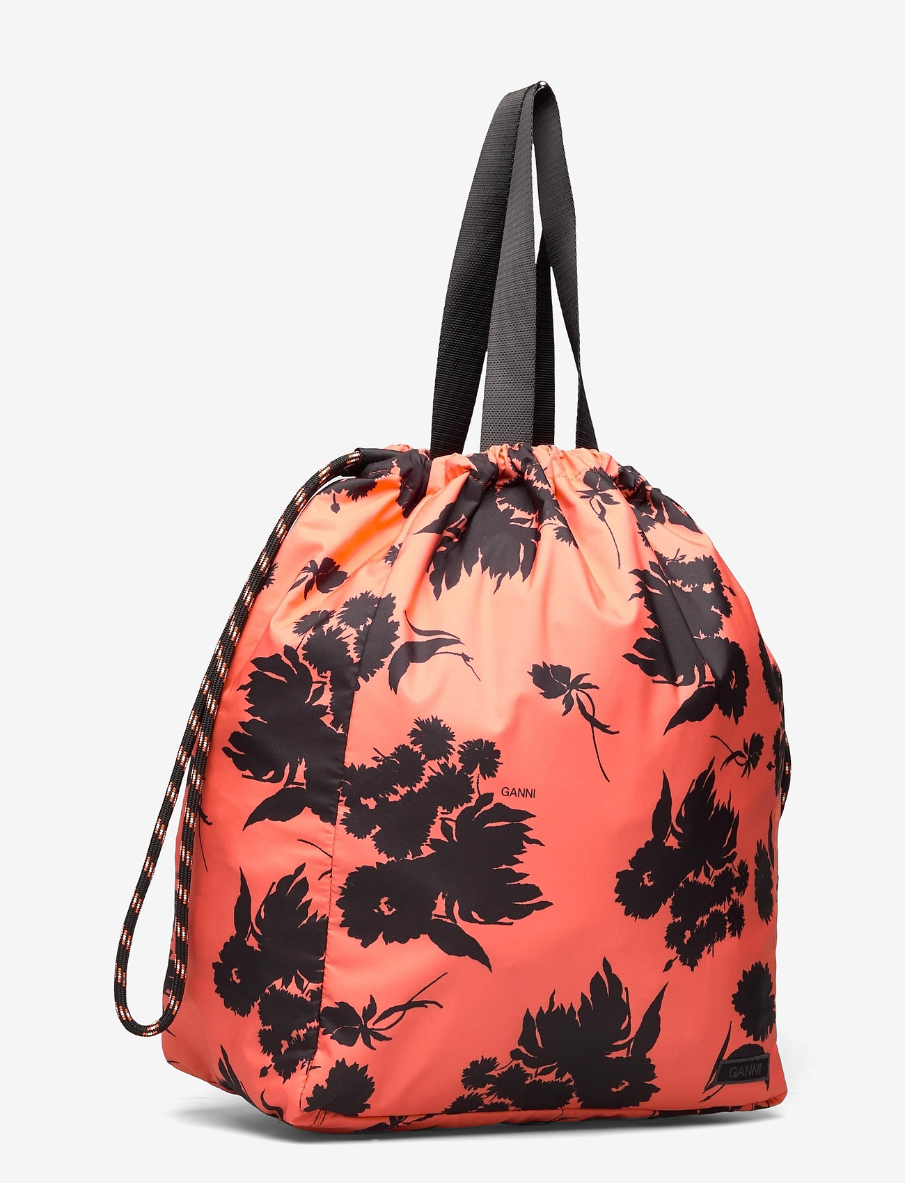 Ganni - Recycled Tech Fabric Bags - tasker - flame - 2