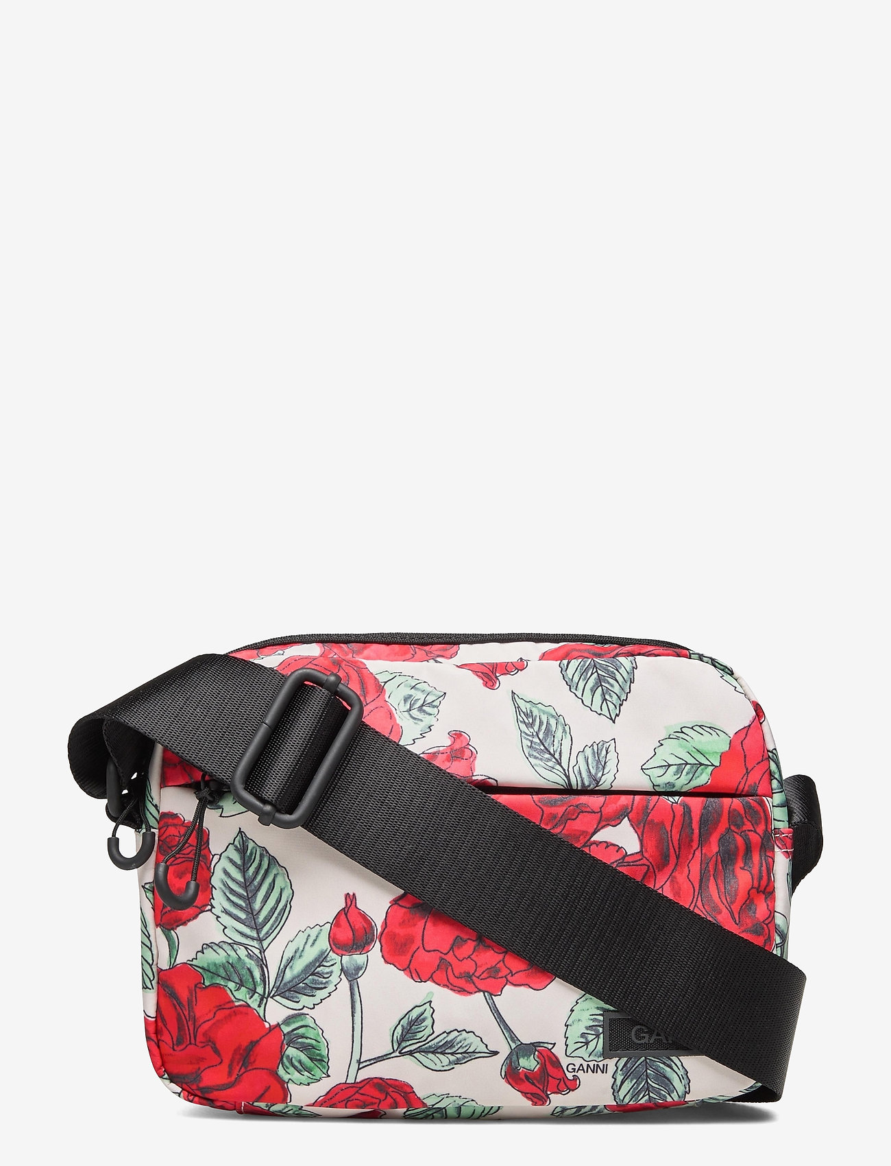 Ganni - Seasonal Recycled Tech - shoulder bags - brazilian sand - 0