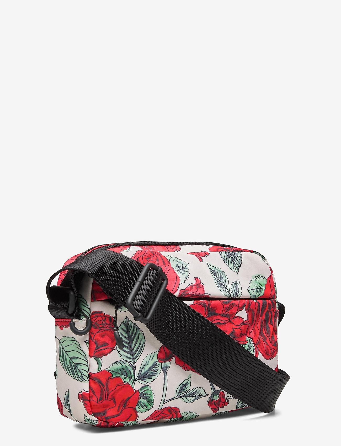 Ganni - Seasonal Recycled Tech - shoulder bags - brazilian sand - 2
