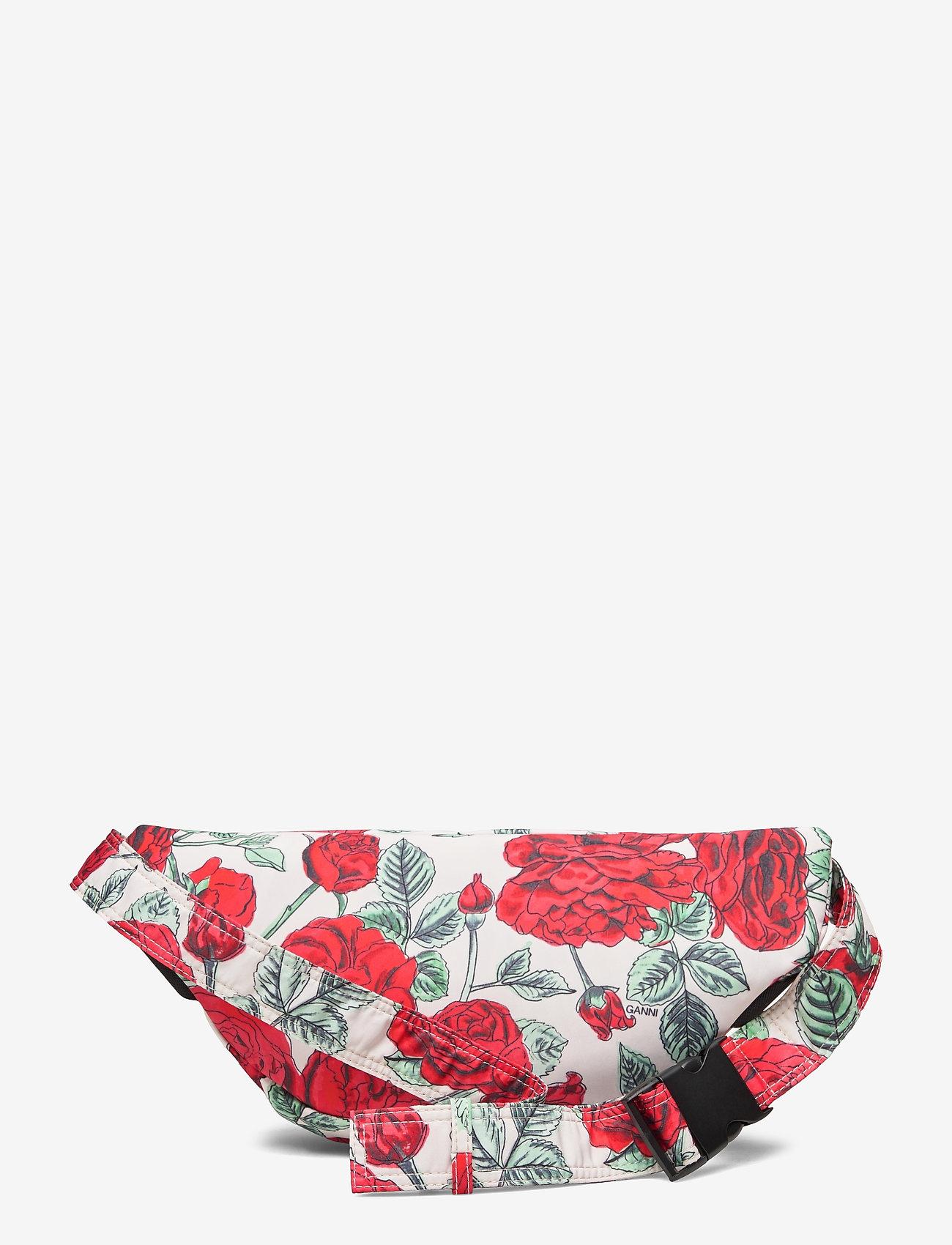 Ganni - Seasonal Recycled Tech - belt bags - brazilian sand - 1