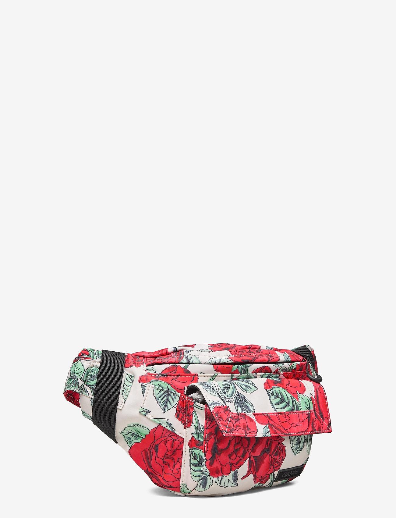Ganni - Seasonal Recycled Tech - belt bags - brazilian sand - 2