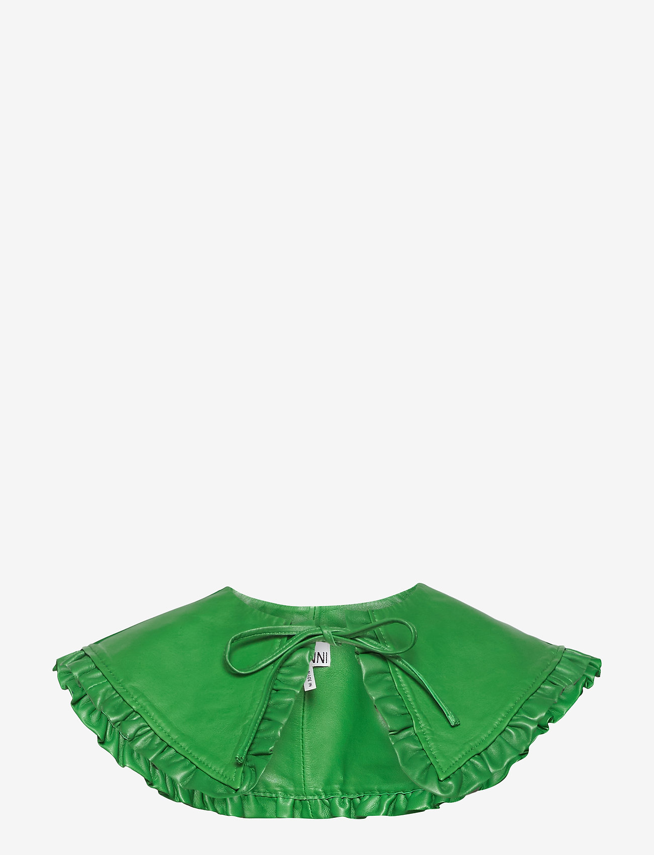 Ganni - Collar - accessories - kelly green - 0