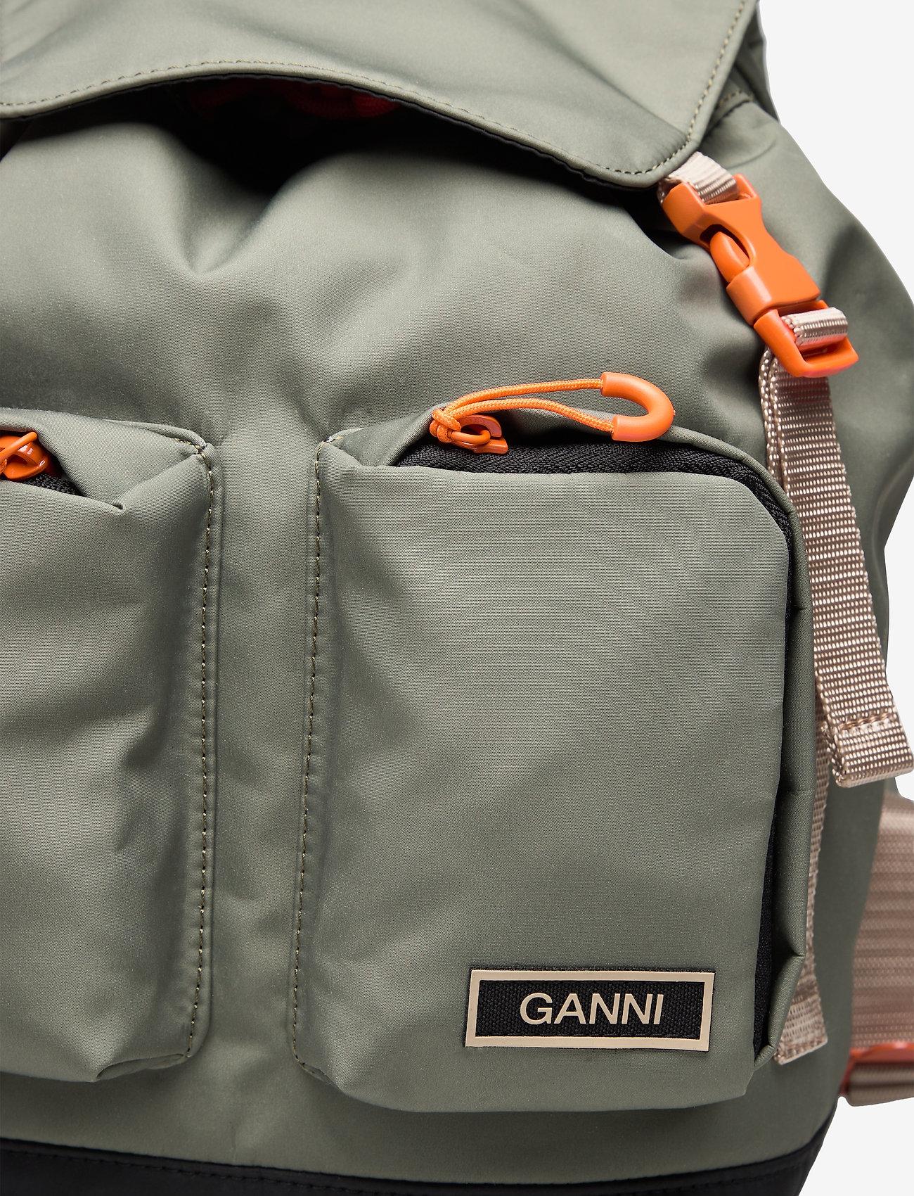 Ganni - Seasonal Recycled Tech - taschen - kalamata - 3