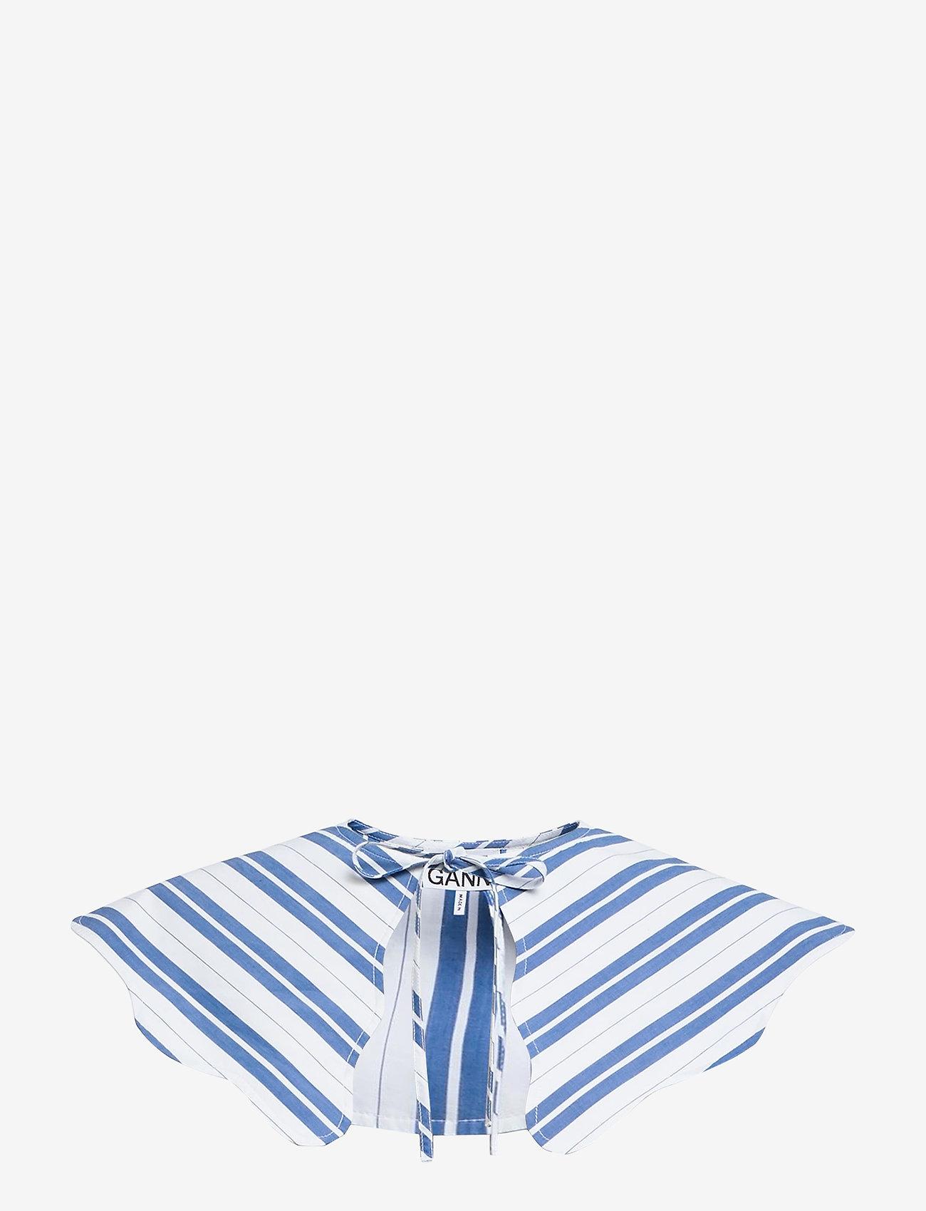 Ganni - Stripe Cotton - accessories - daphne - 0