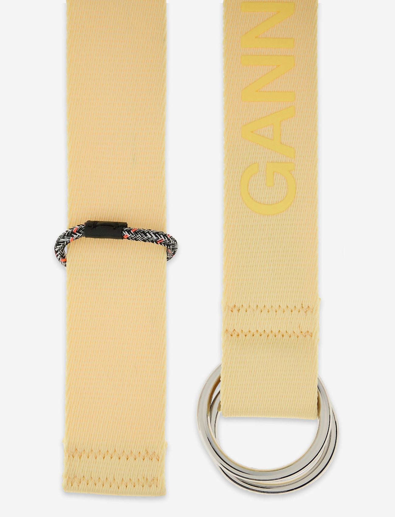 Ganni - Webbing - accessories - pale banana - 1
