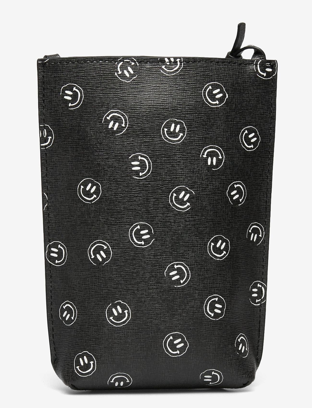 Ganni - Recycled Leather - skuldertasker - phantom - 1