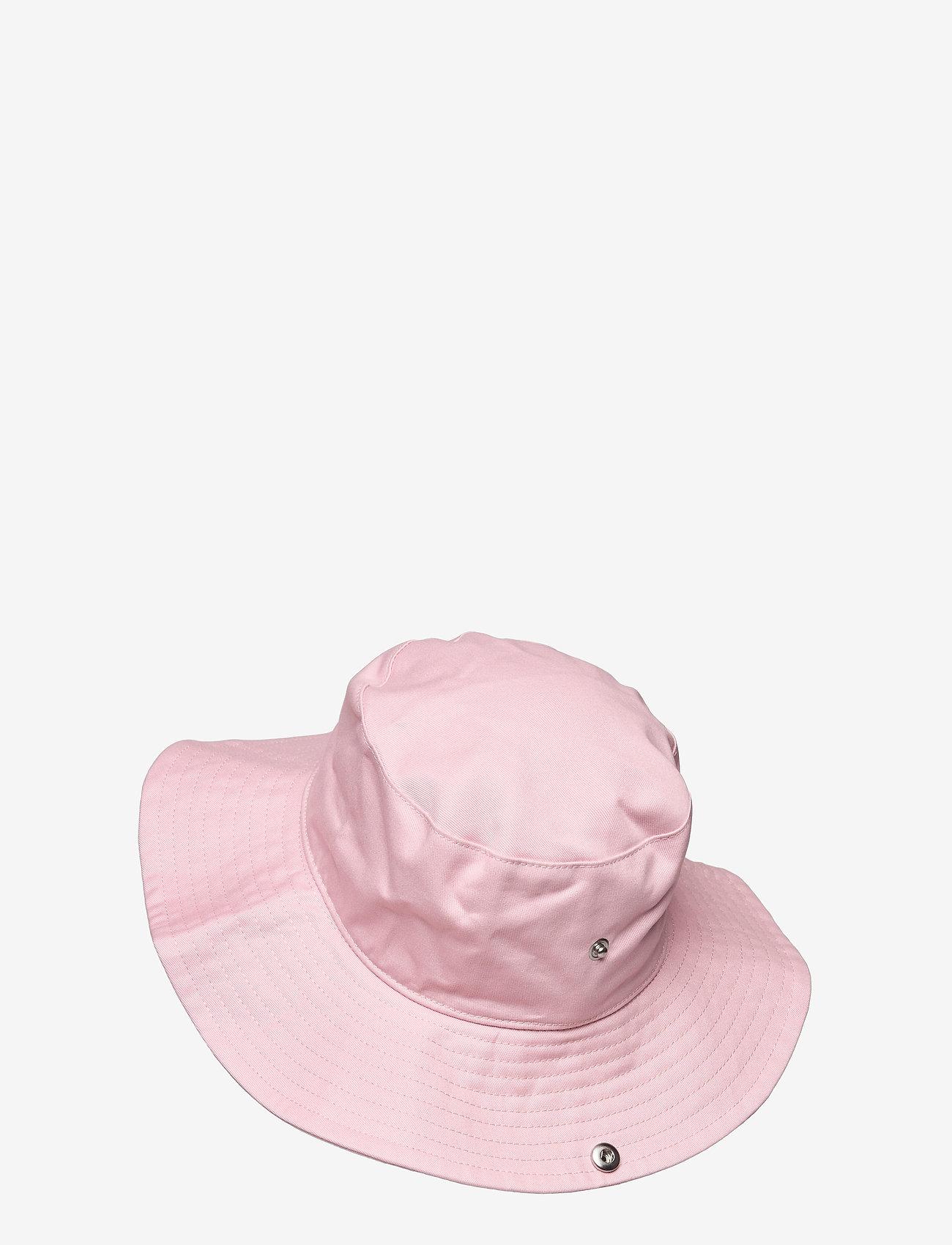 Ganni - Software Heavy Cotton - bøllehatte - sweet lilac - 1