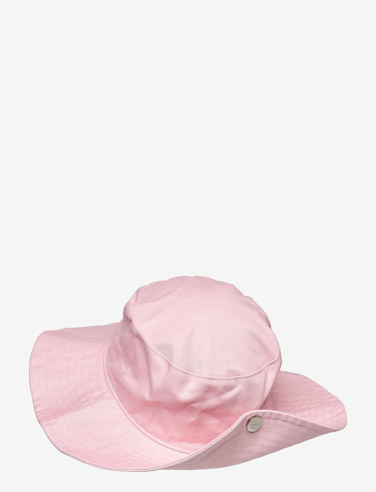 Ganni - Software Heavy Cotton - bøllehatte - sweet lilac - 2