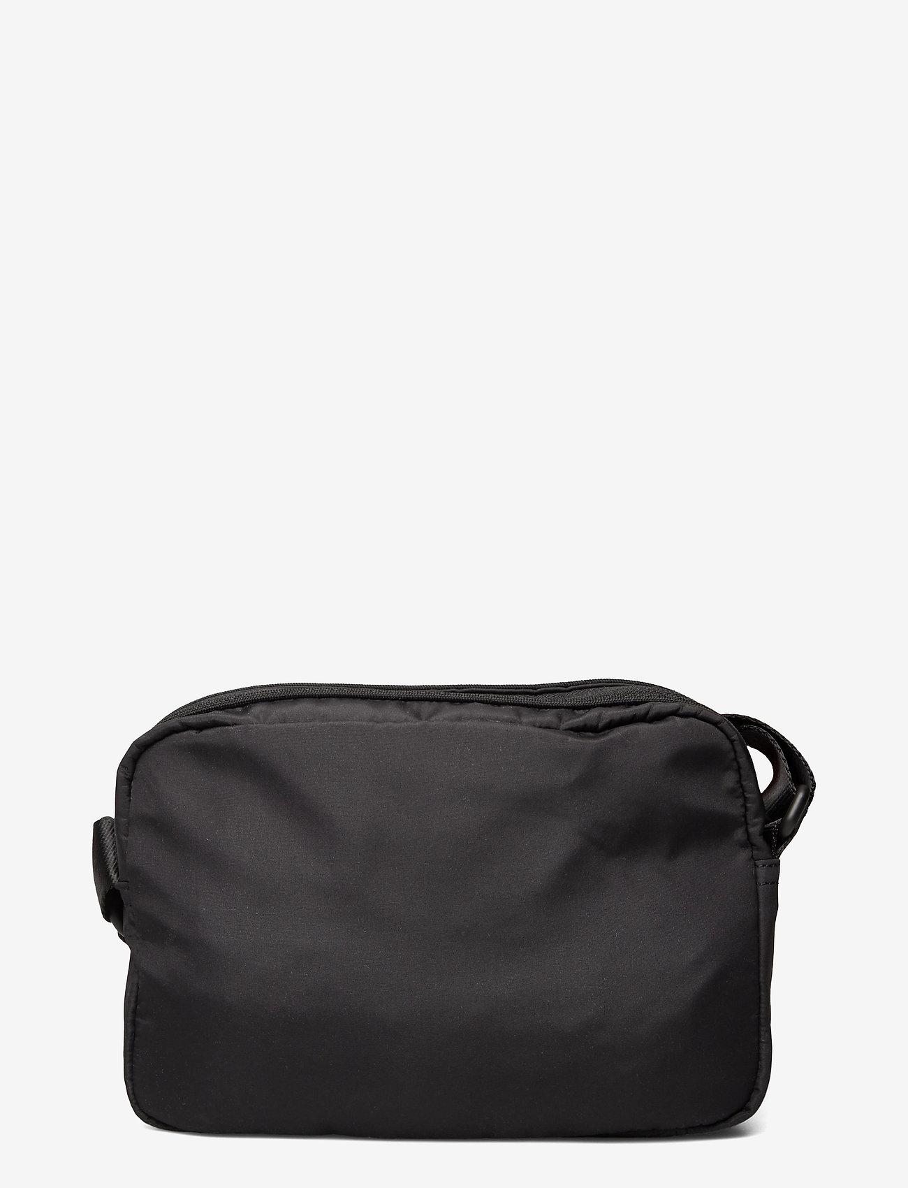 Ganni - Recycled Tech Fabric Bags - tasker - black - 1