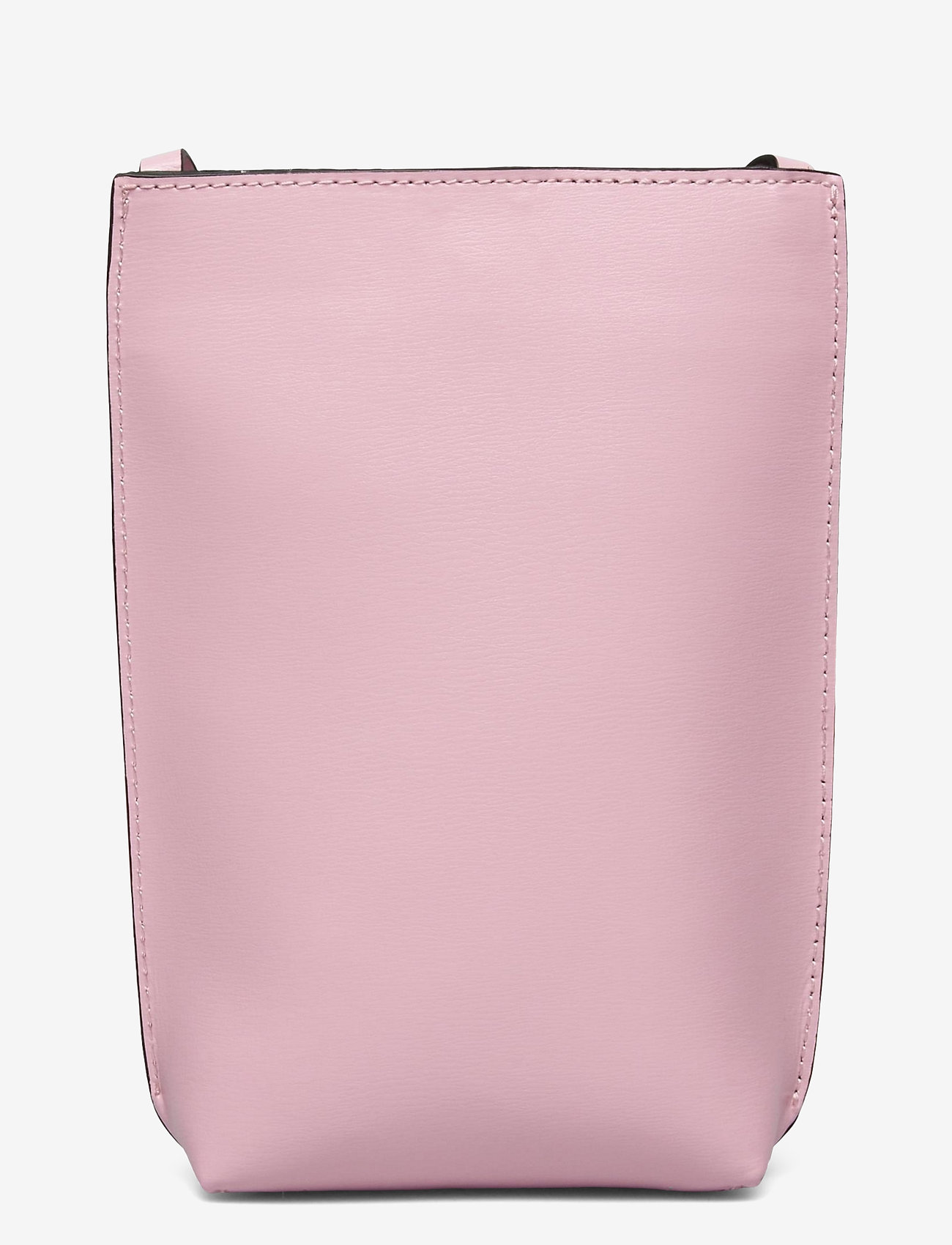 Ganni - Recycled Leather - shoulder bags - pink nectar - 1