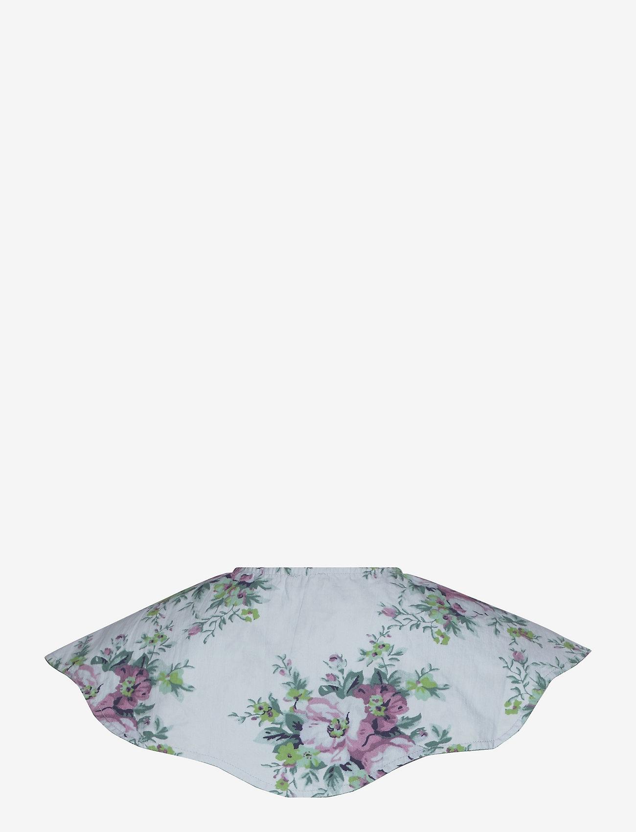 Ganni - Printed Cotton Poplin - accessories - heather - 1