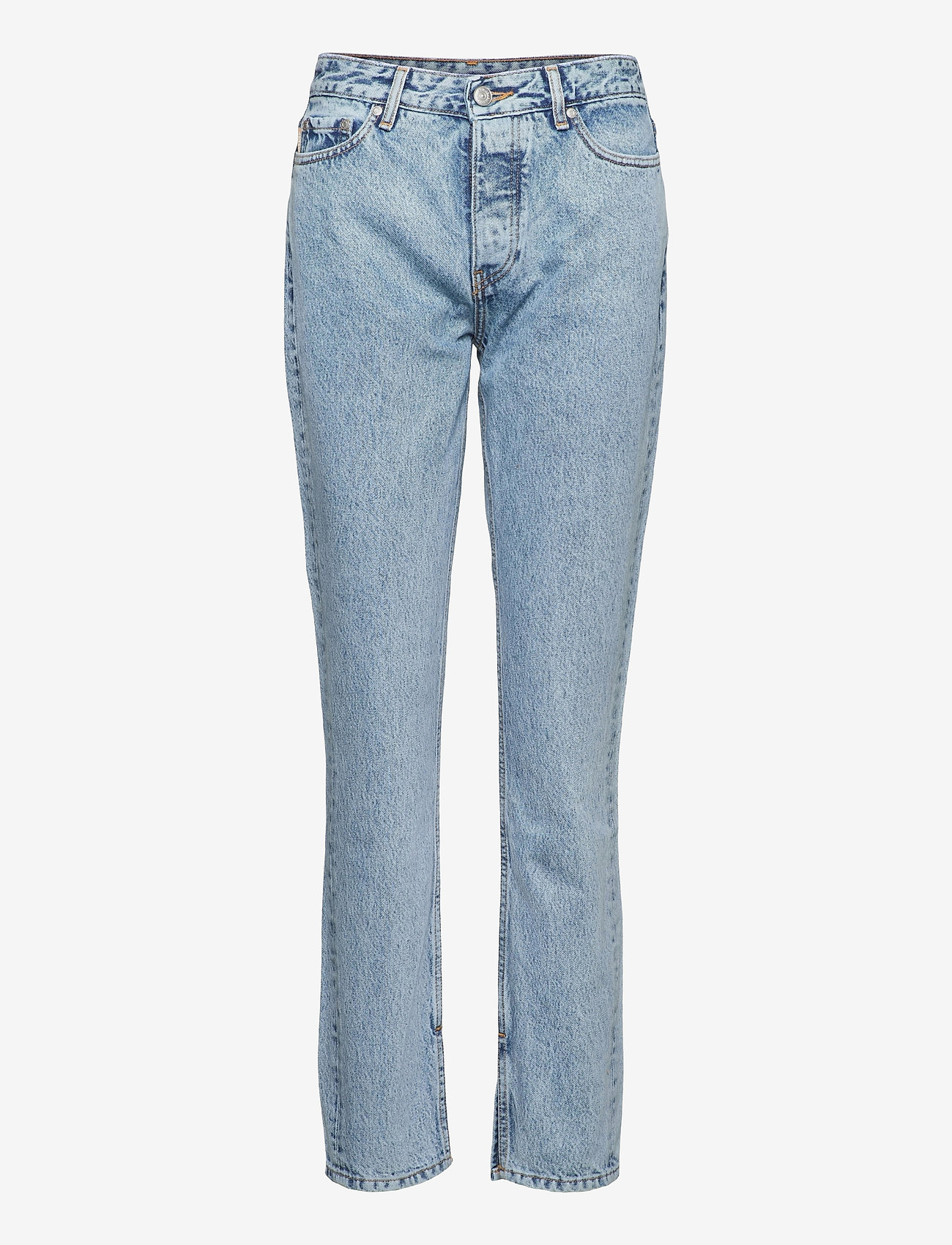 Ganni - Classic Denim - slim jeans - washed indigo - 0