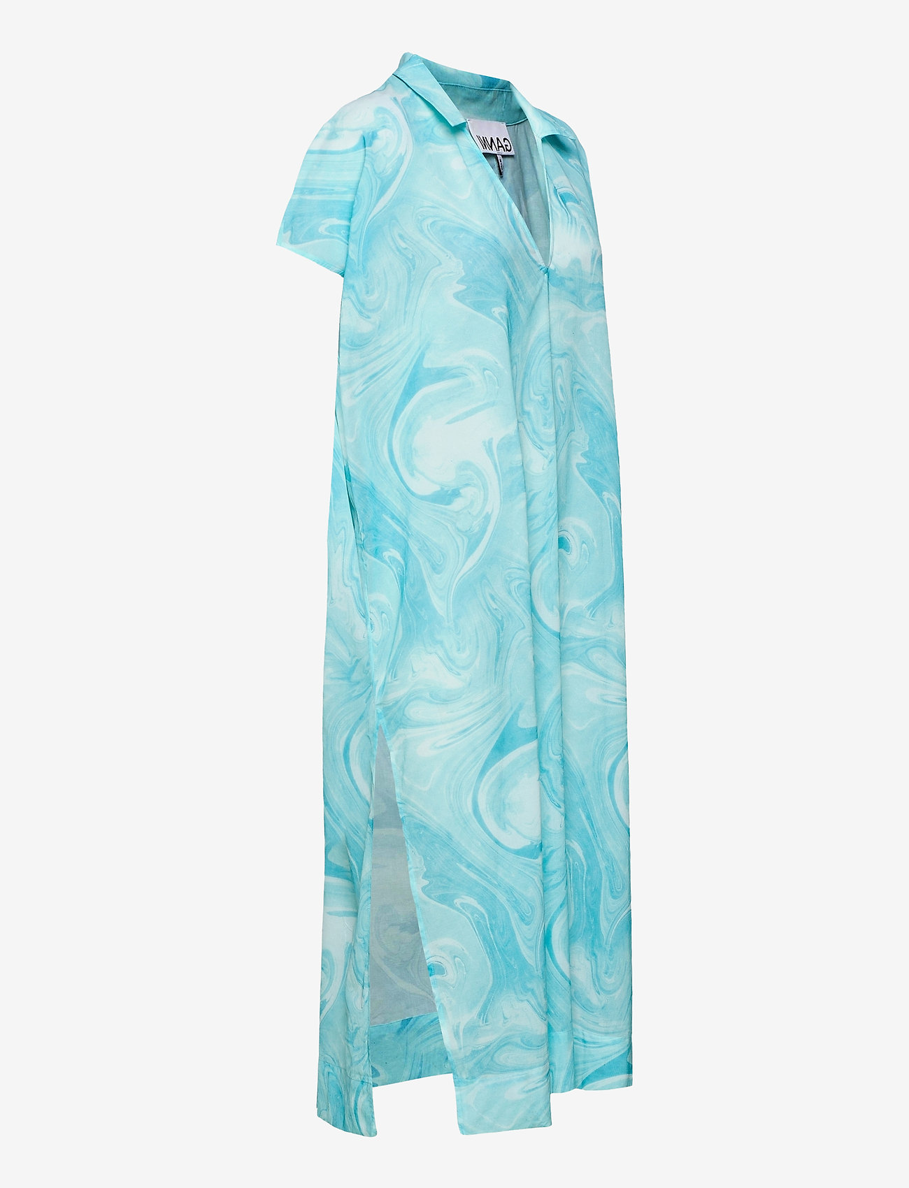 Ganni - Light Cotton - strandtøj - bachelor blue - 3