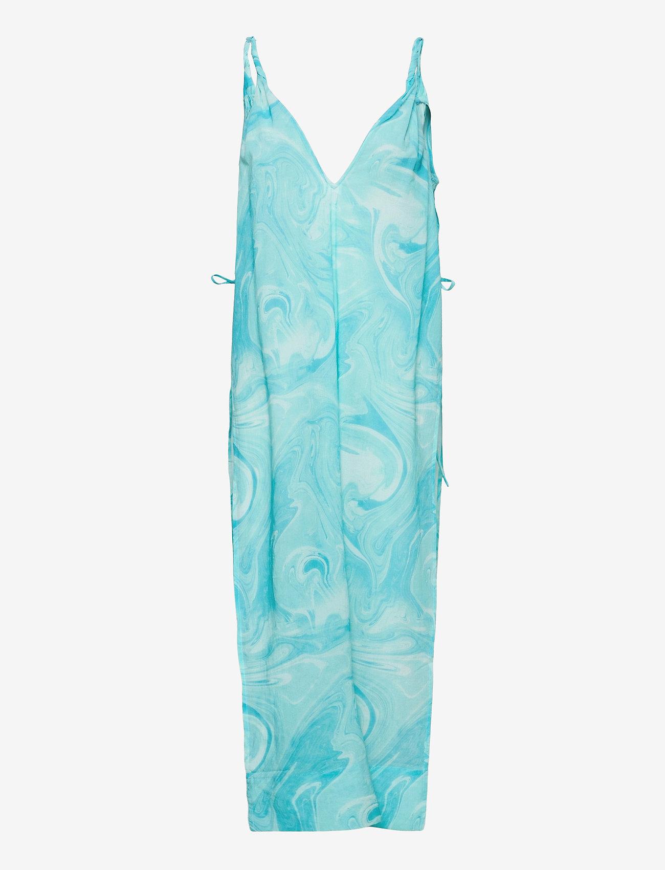 Ganni - Light Cotton - beachwear - bachelor blue - 0