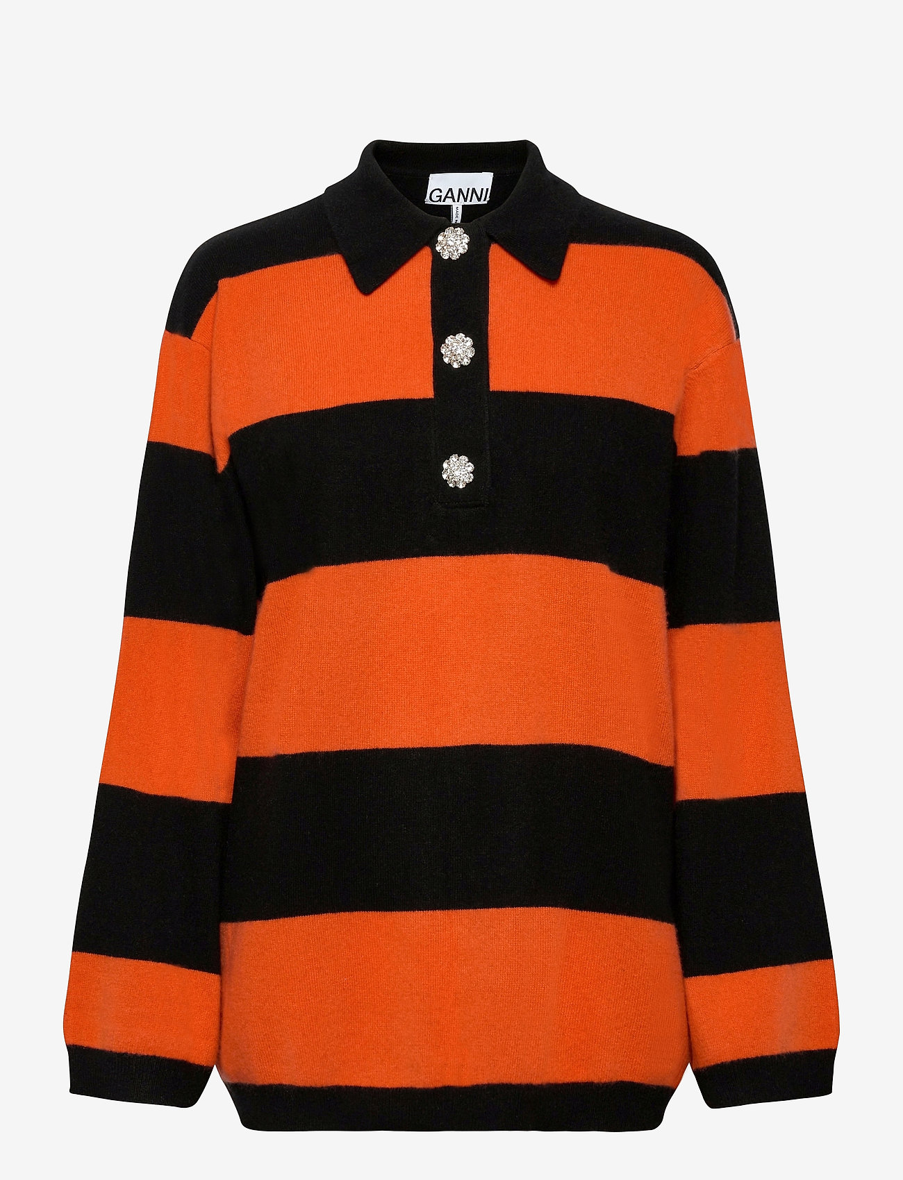 Ganni - Cashmere Knit - trøjer - multicolour - 1
