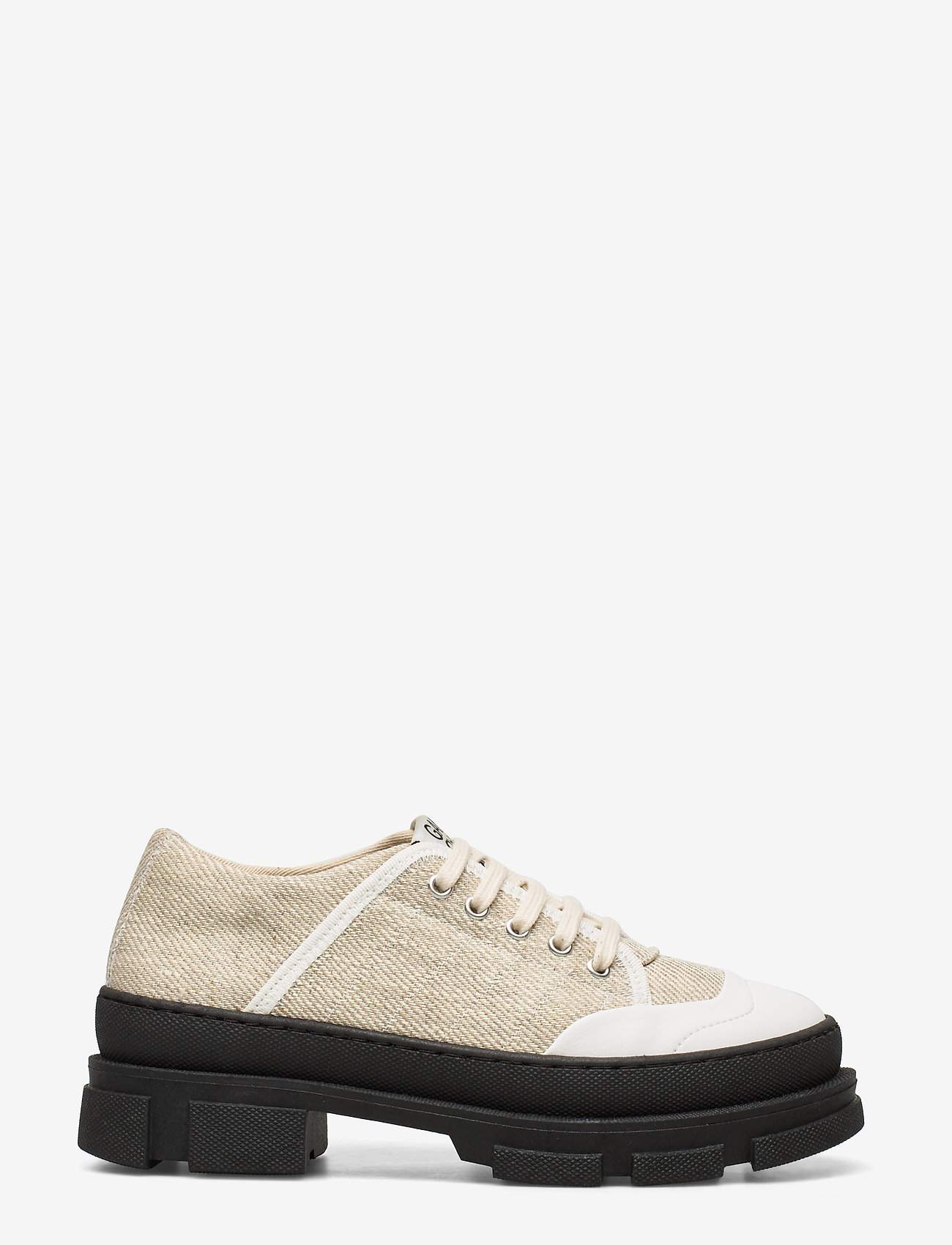 Ganni - Hybrid Sneakers - chunky sneakers - nature - 1