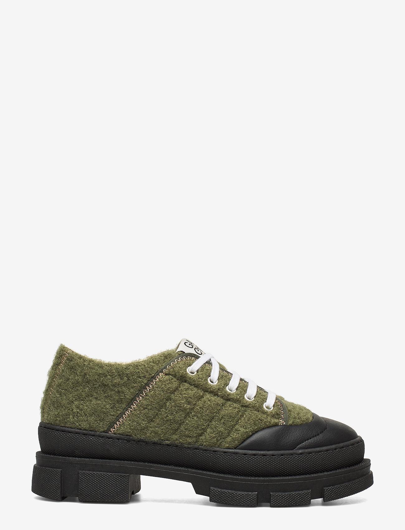Ganni - Hybrid Sneakers - chunky sneakers - kalamata - 1
