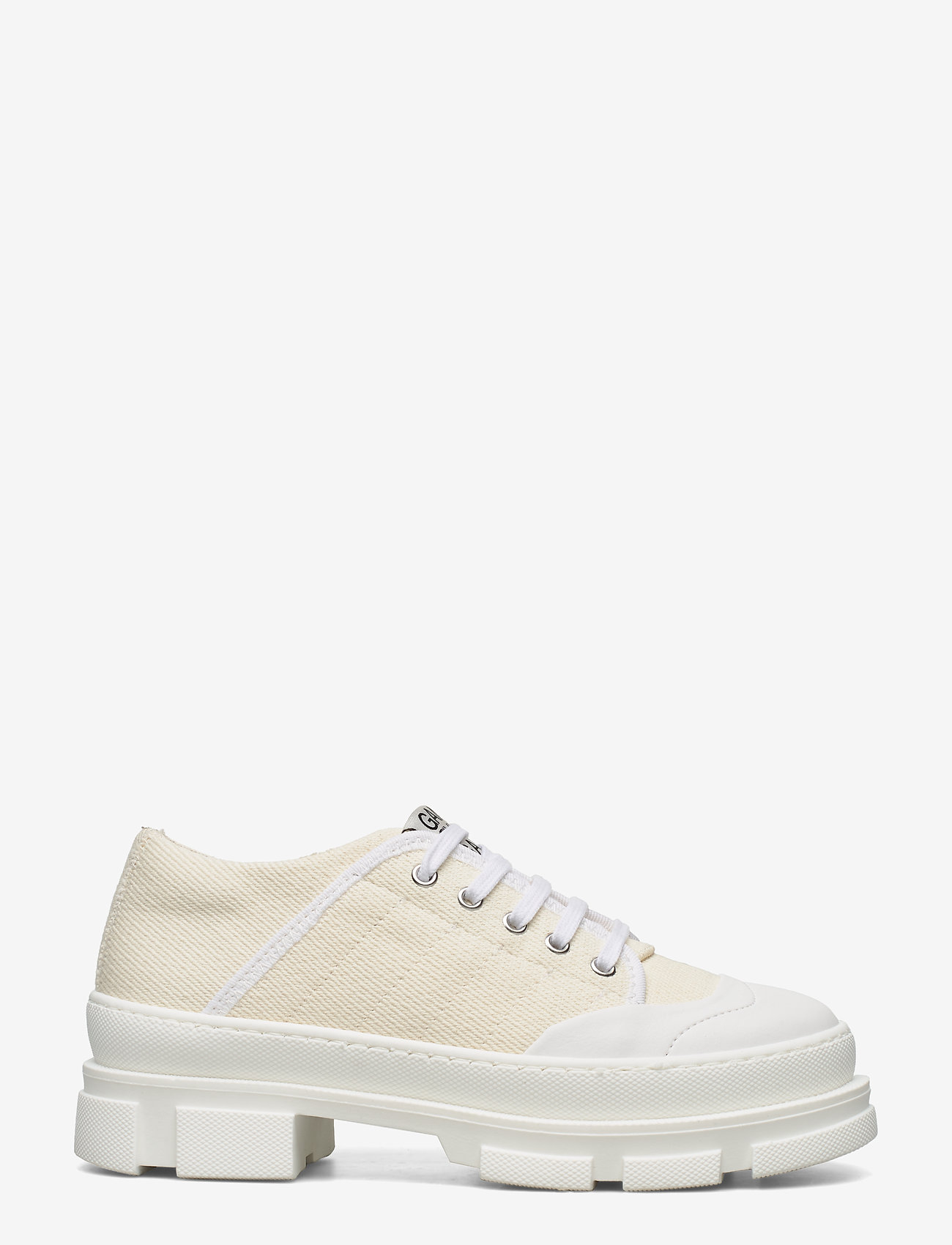 Ganni - Hybrid Sneakers - sneakersy niskie - egret - 1