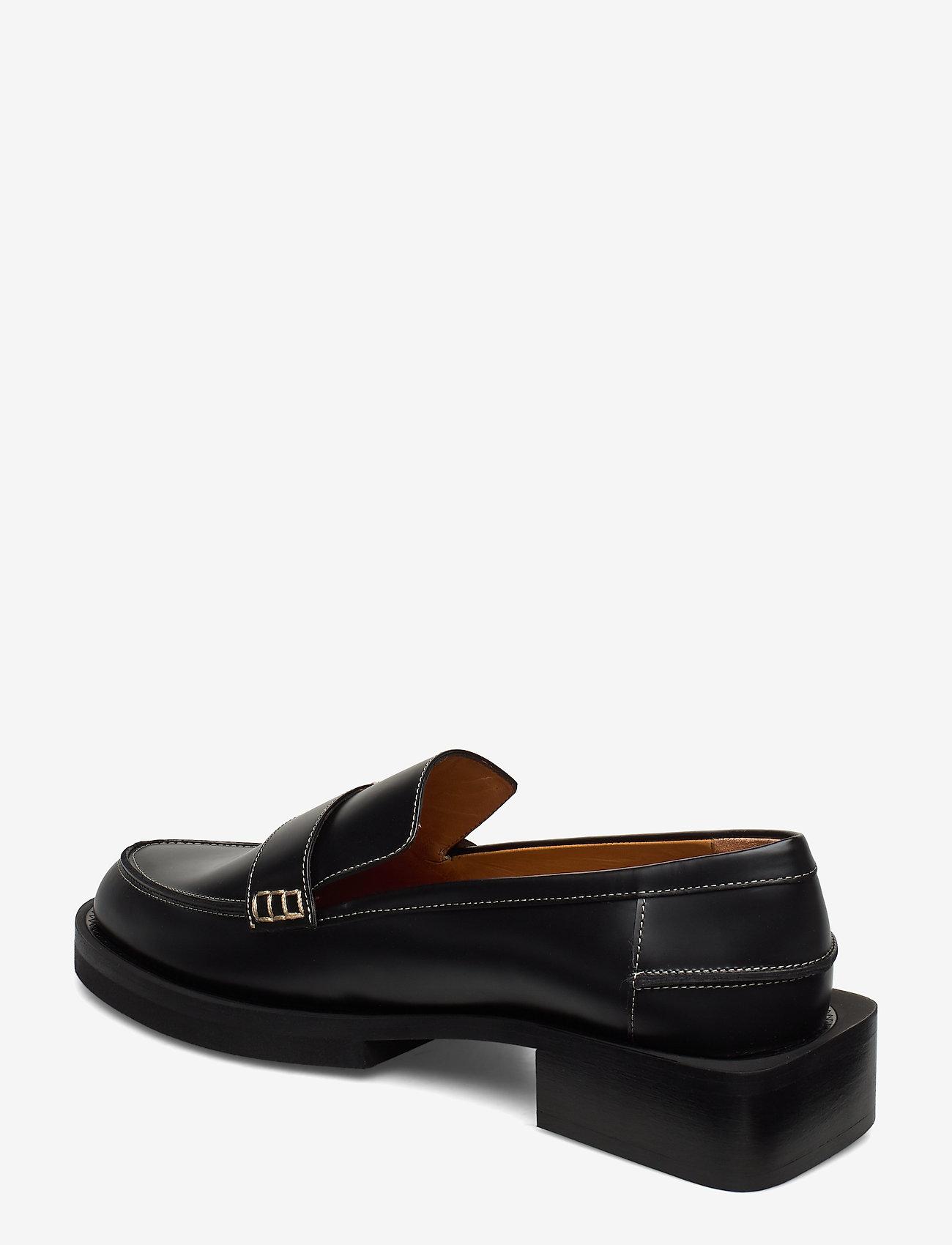 Ganni - Jewel - loafers - black - 2