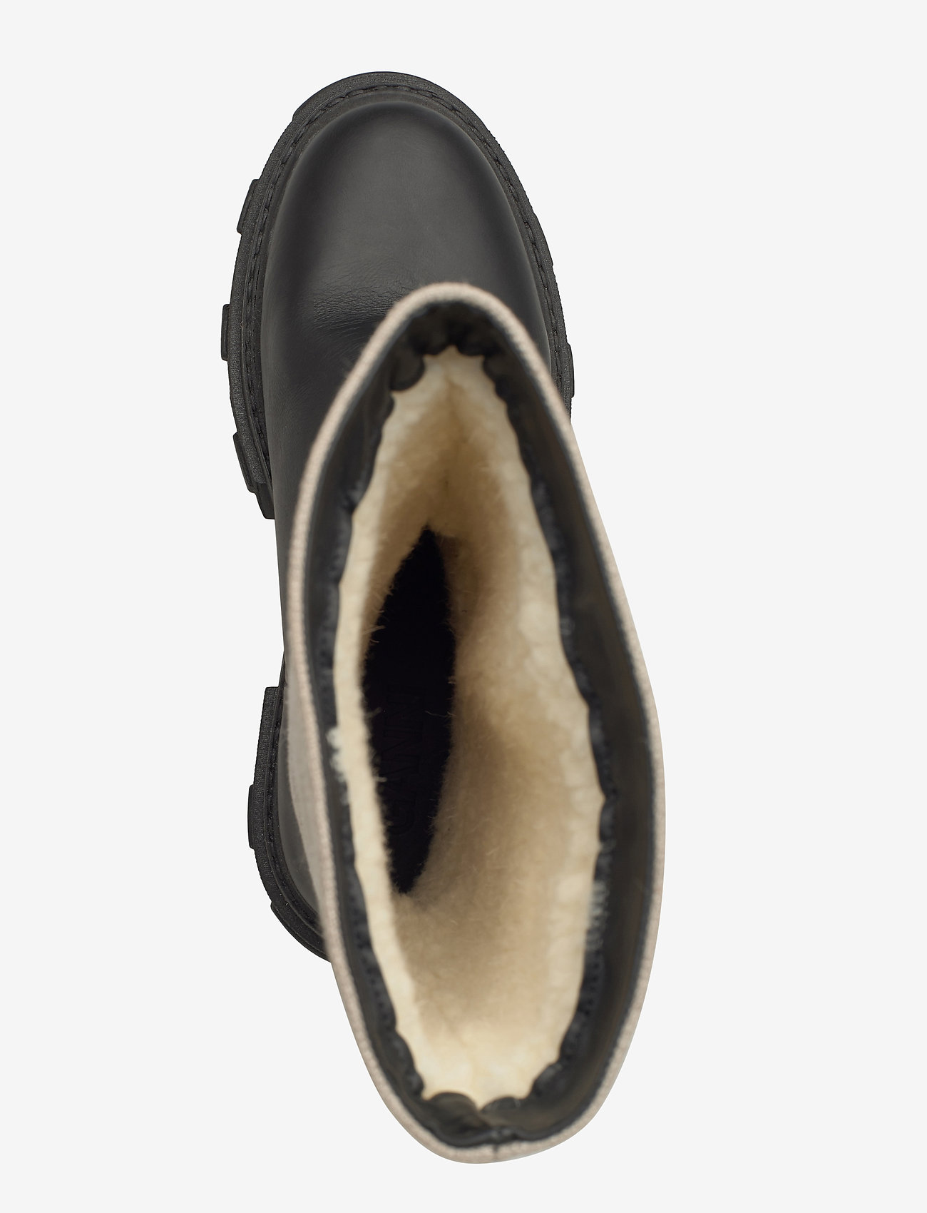 Ganni - Working Boot - kozaki klasyczne - nature - 3