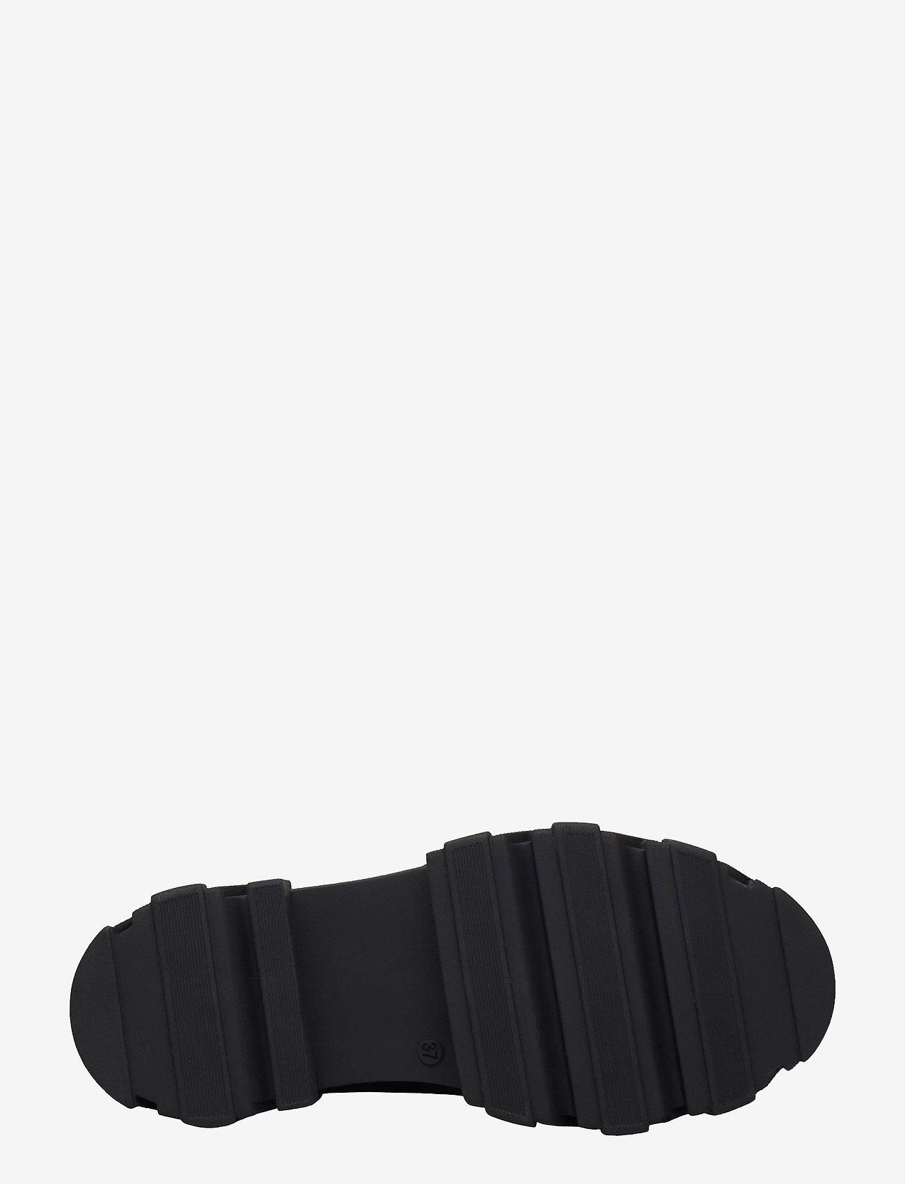 Ganni - Nylon - chunky sneakers - black - 4