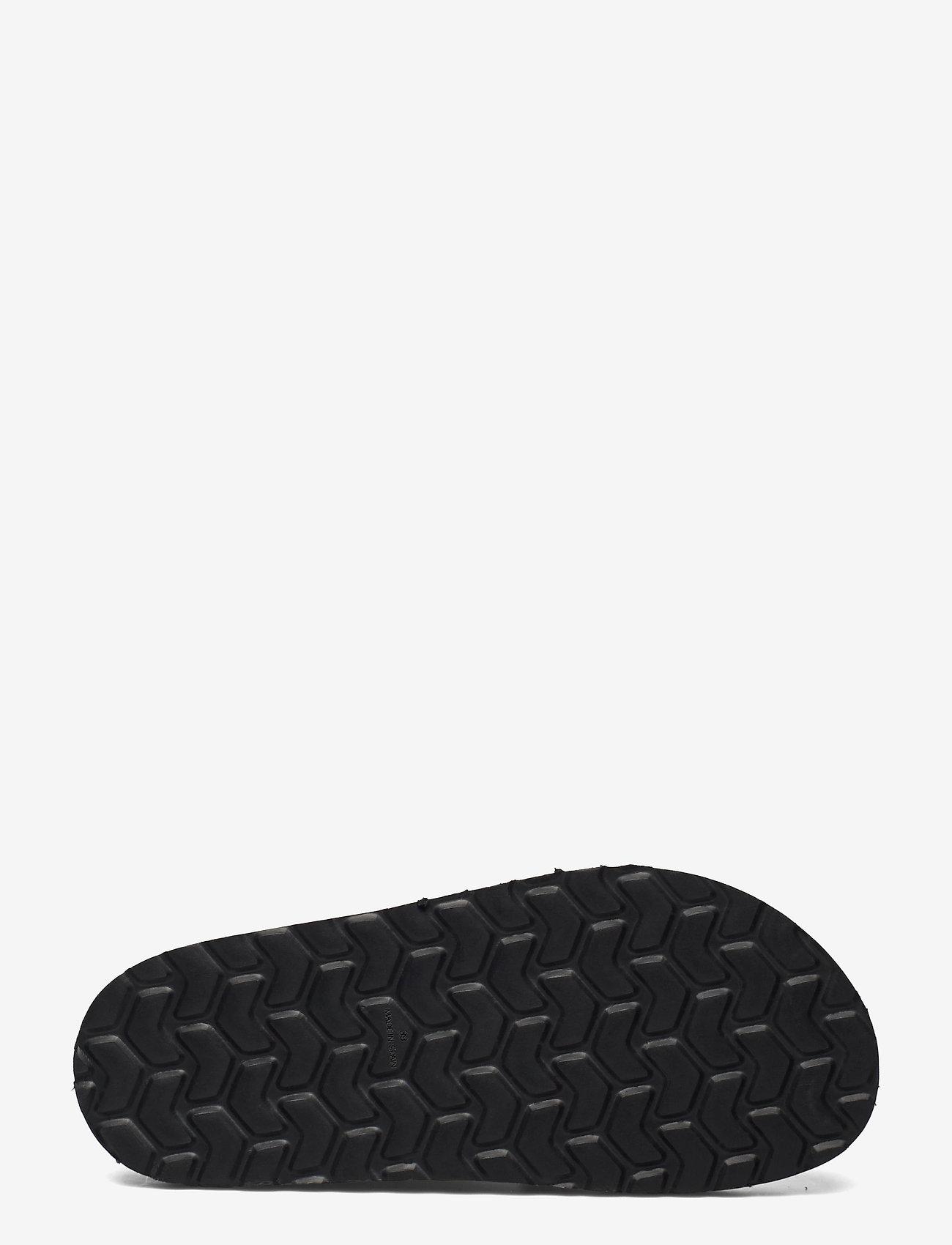 Ganni - Embossed Snake - flade sandaler - kalamata - 4