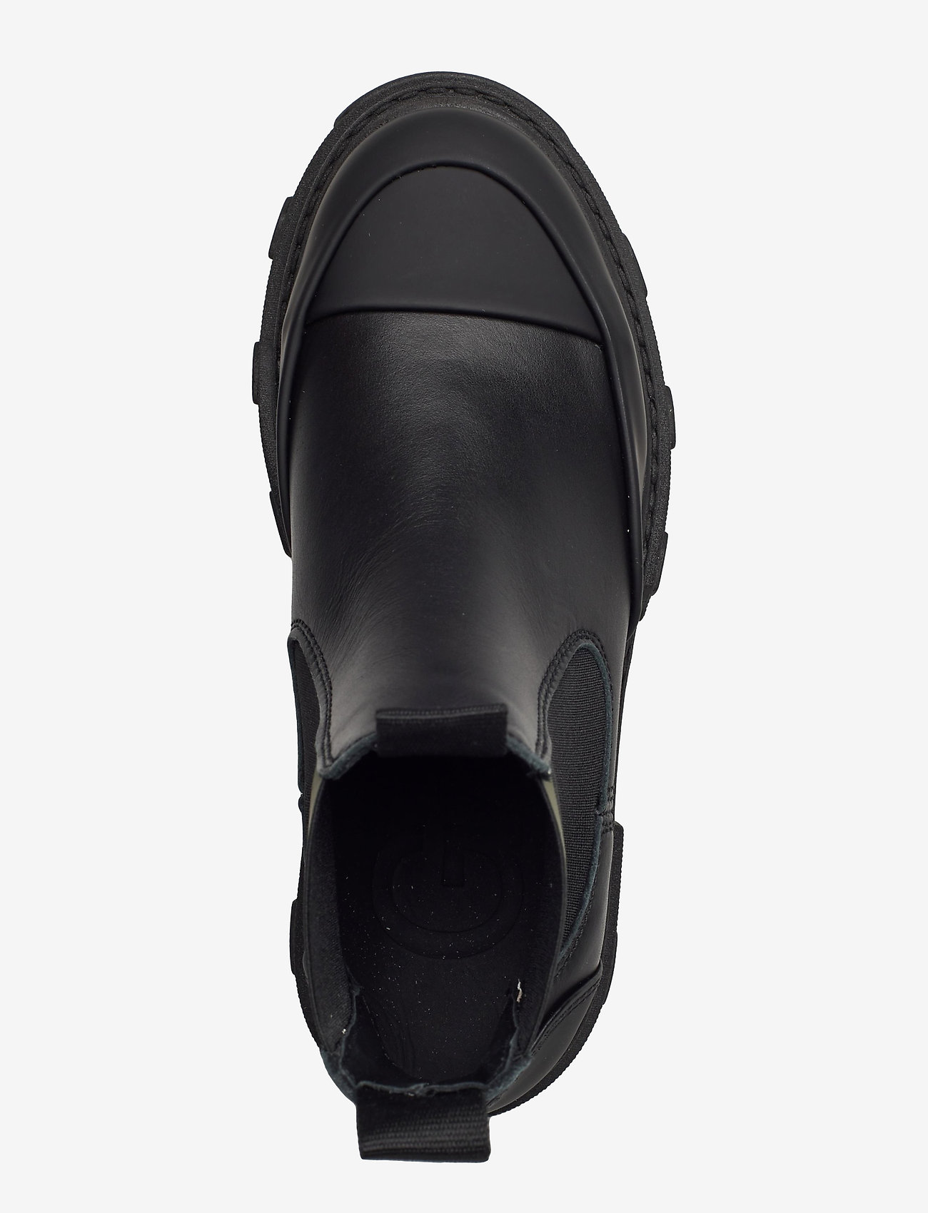 Ganni - Calf Leather - sko - black - 3
