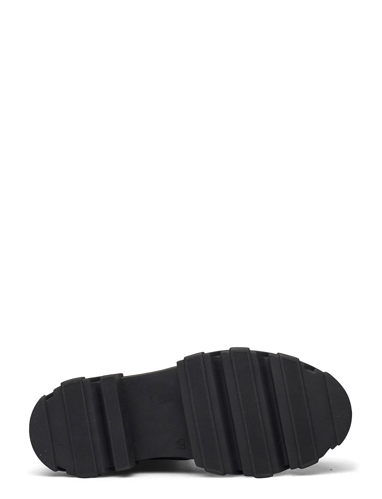 Ganni - Calf Leather - sko - black - 4